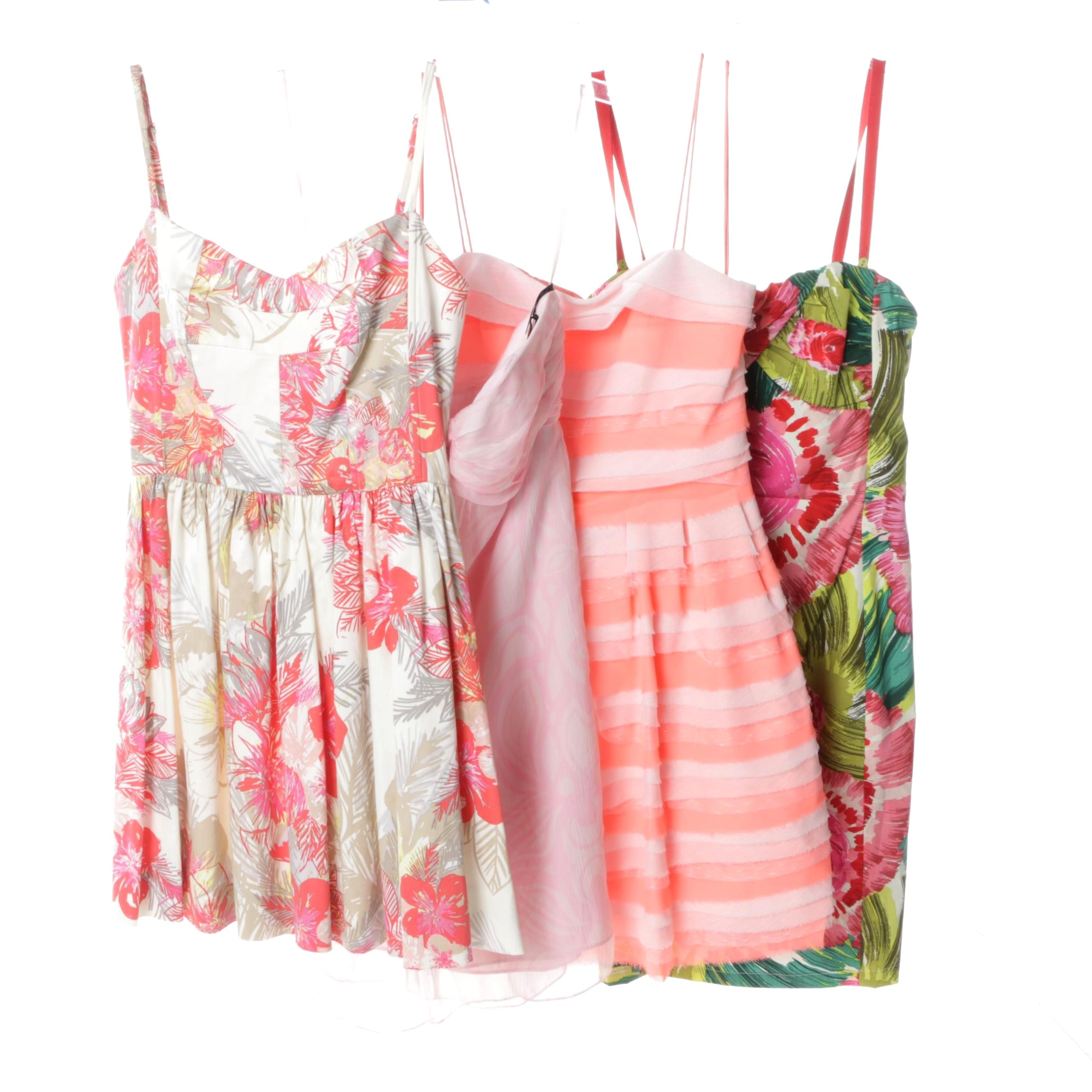 Summer Tank Dresses Including Milly and Erin Fetherston