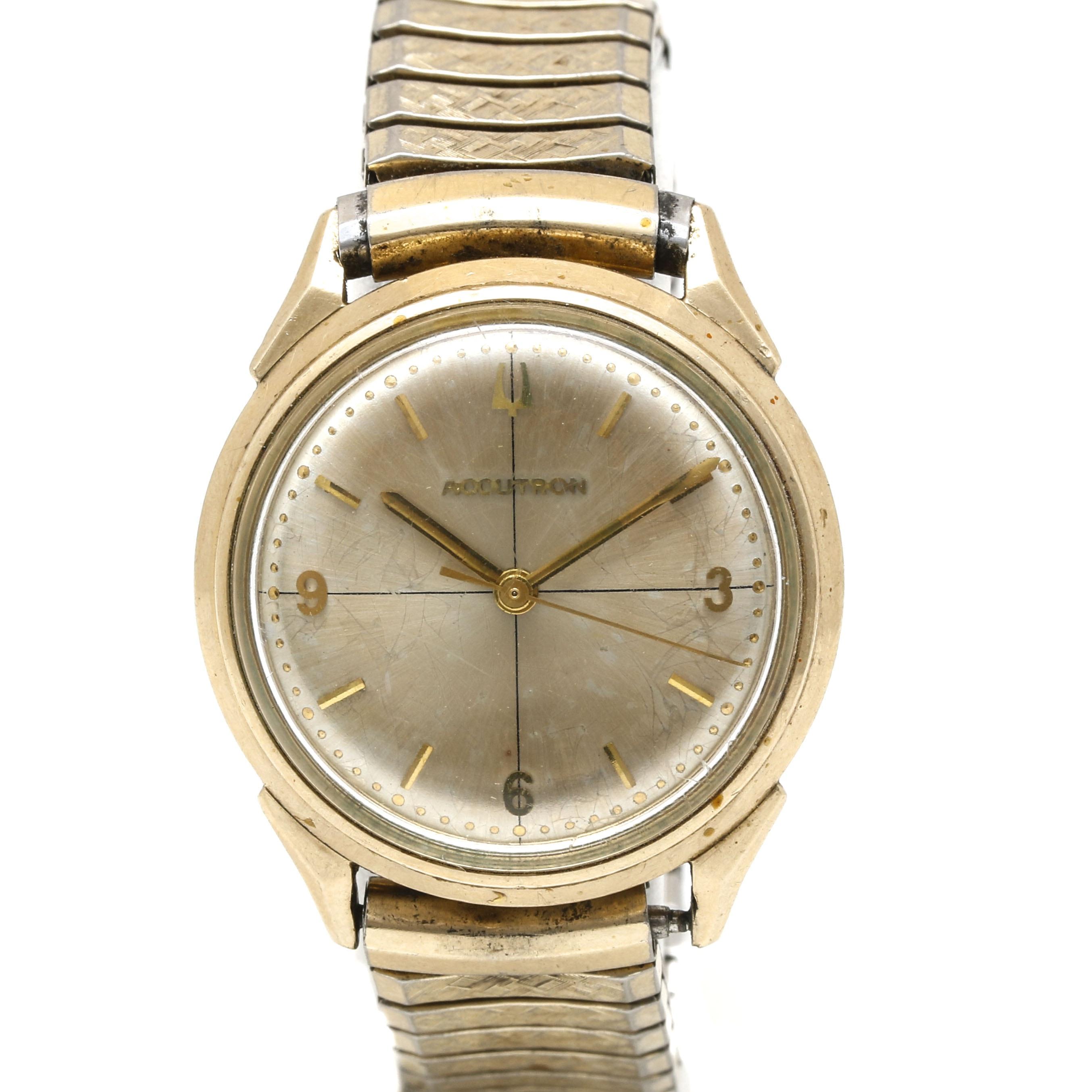 Vintage Bulova Accutron Wristwatch