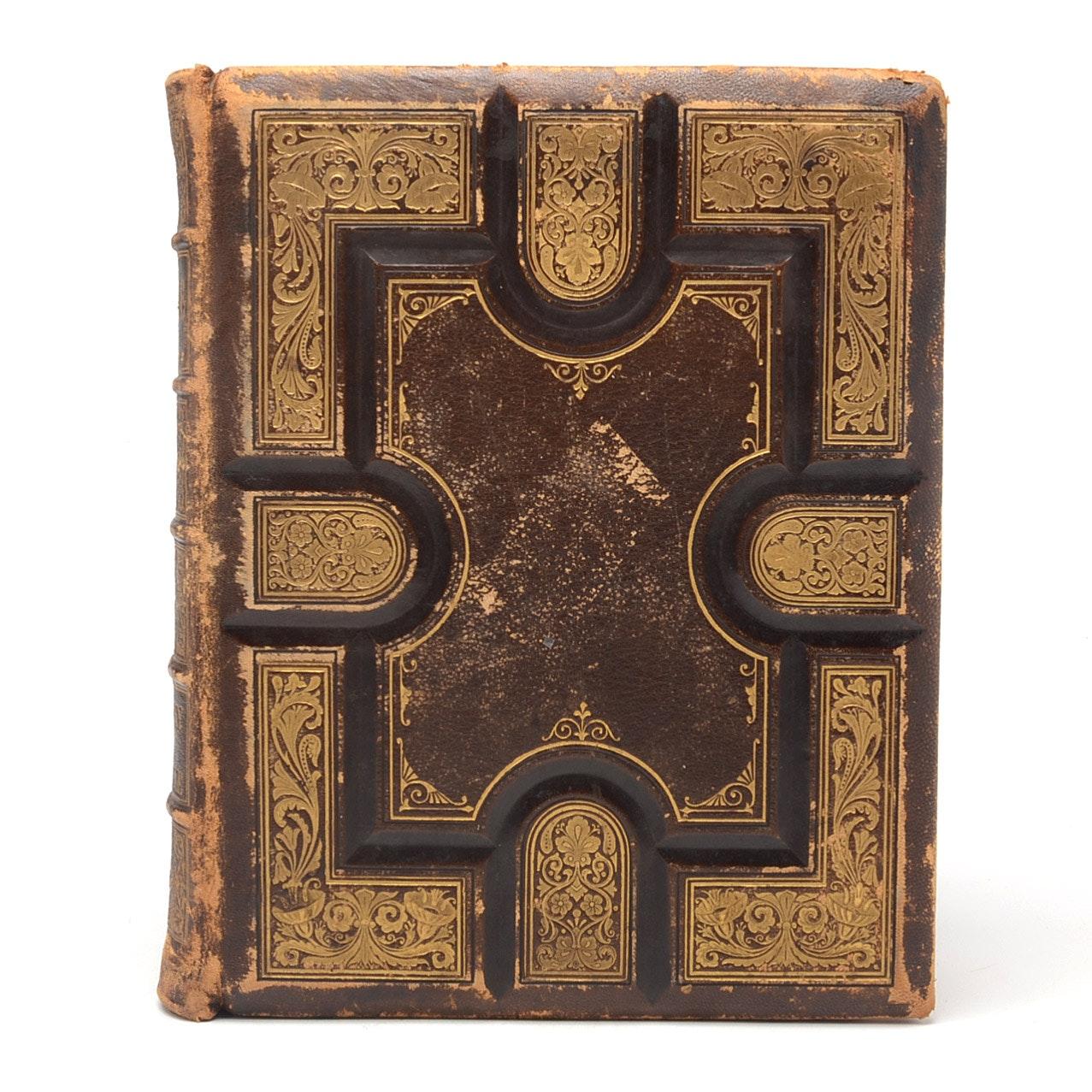 Antique Family Bible