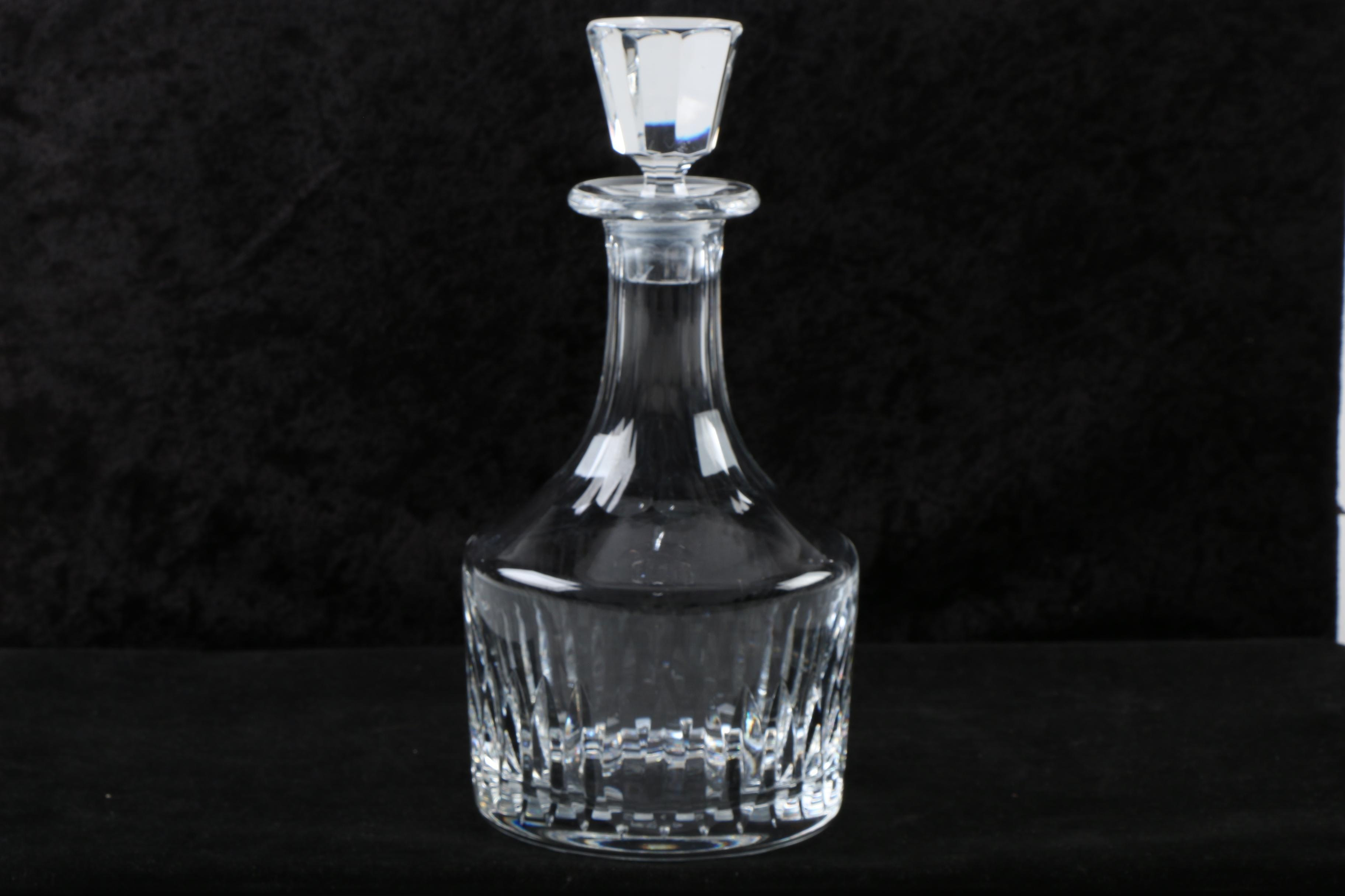 St. Louis Crystal Decanter