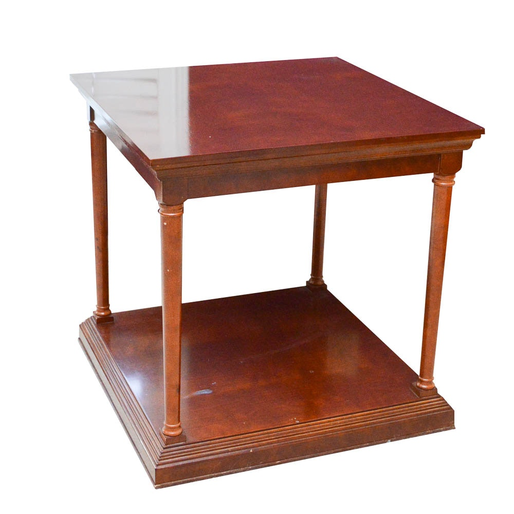End Table by The Bombay Company