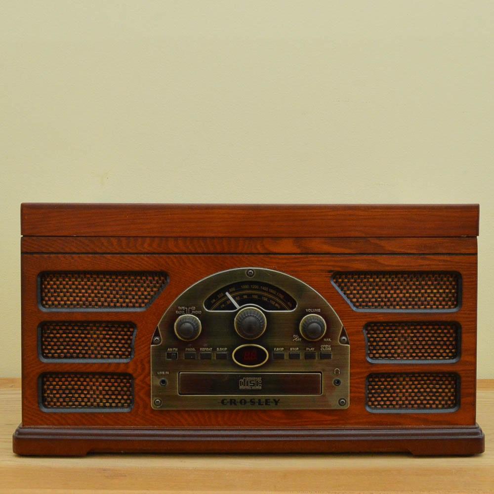 Crosley CR66 Rochester Sound System
