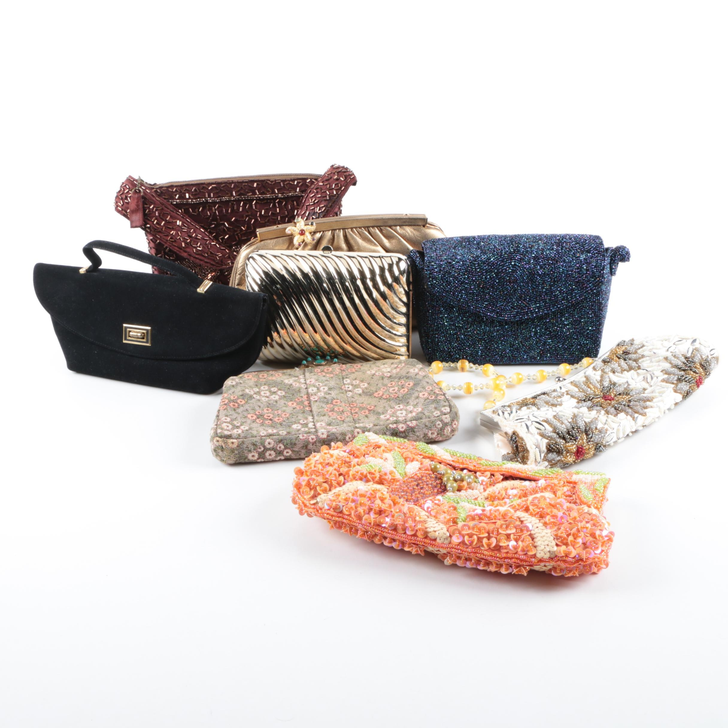 Clutches Including Judith Leiber