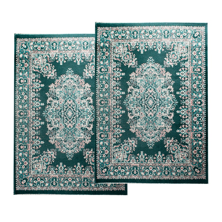 Machine Woven Persian Style Area Rugs