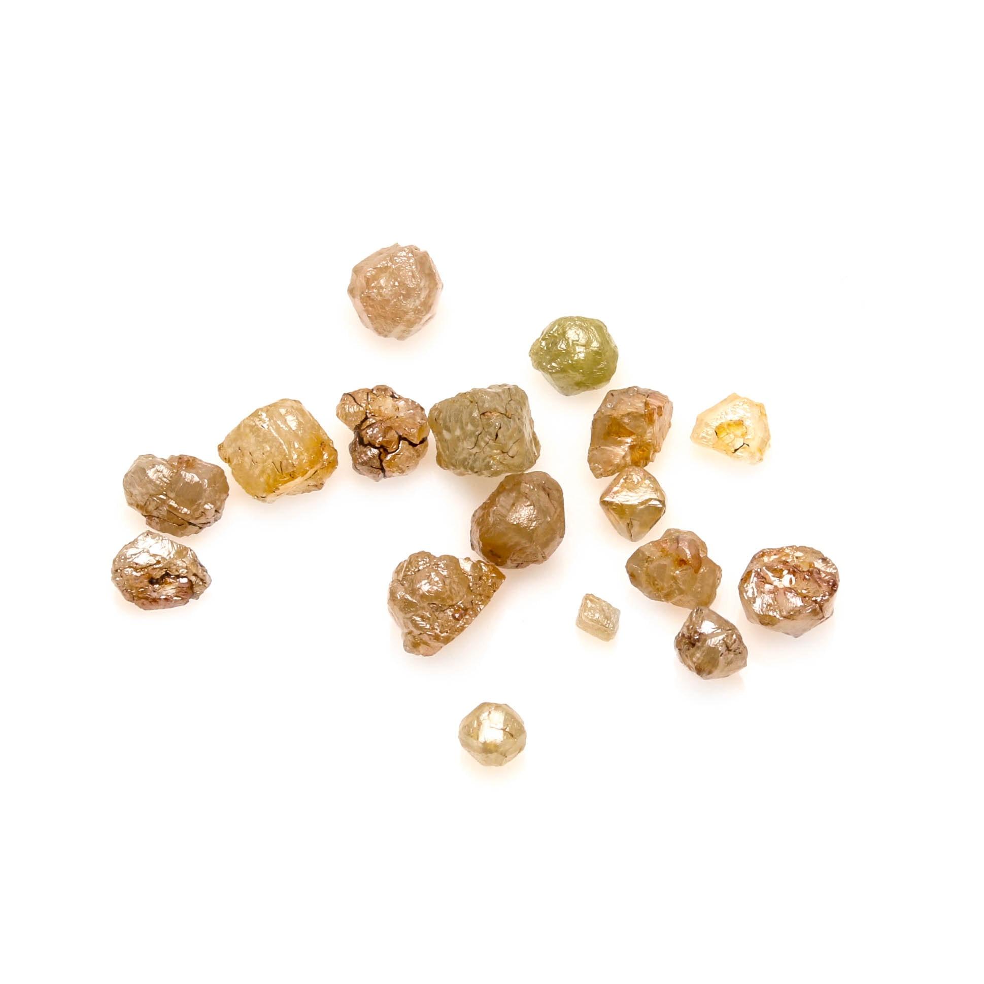 Loose 8.66 CTW Diamonds