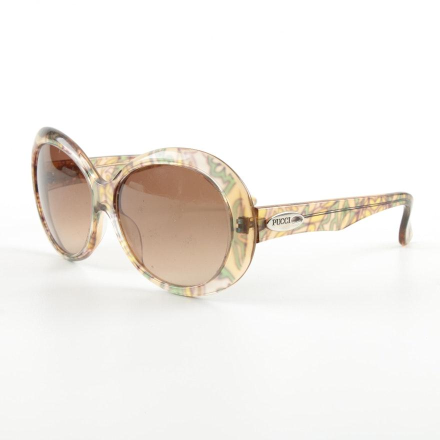 a890fe39ac Women s Emilio Pucci EP629S 278 Sunglasses   EBTH