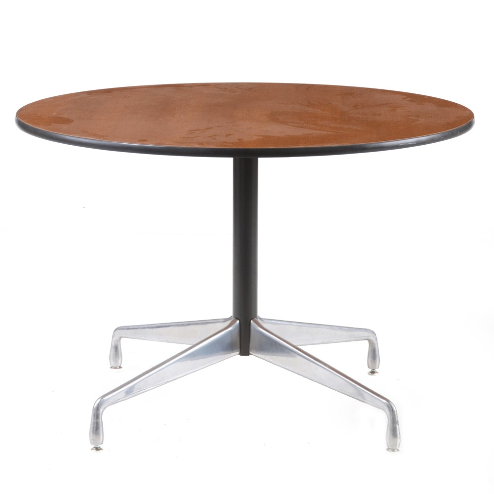 Eames for Herman Miller Round Table