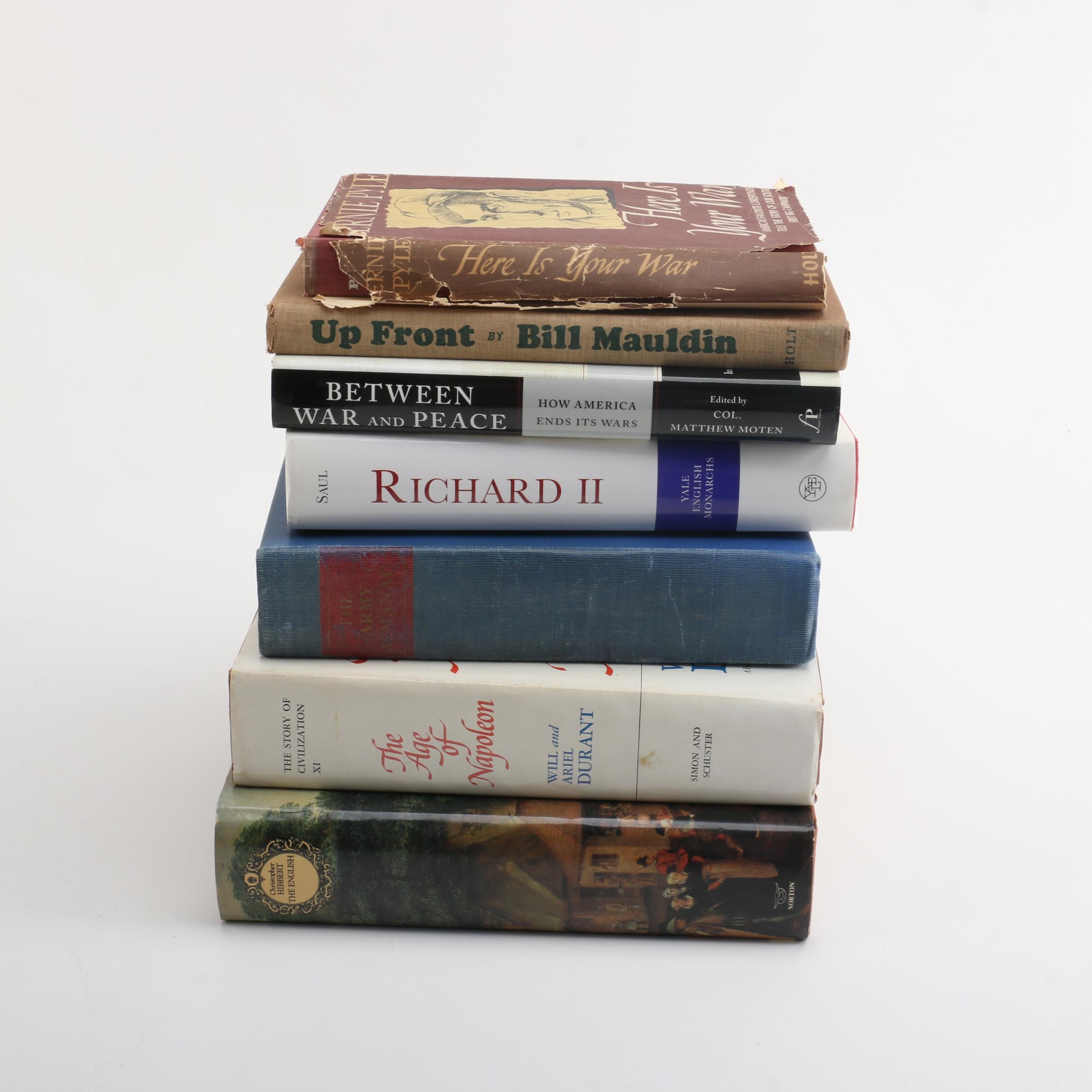 Books on History and War