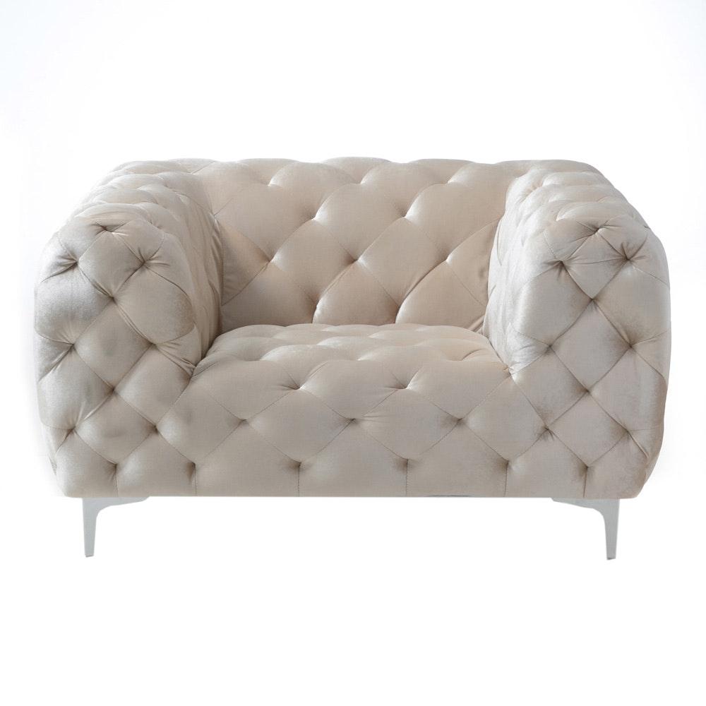 Contemporary Modern Style Armchair