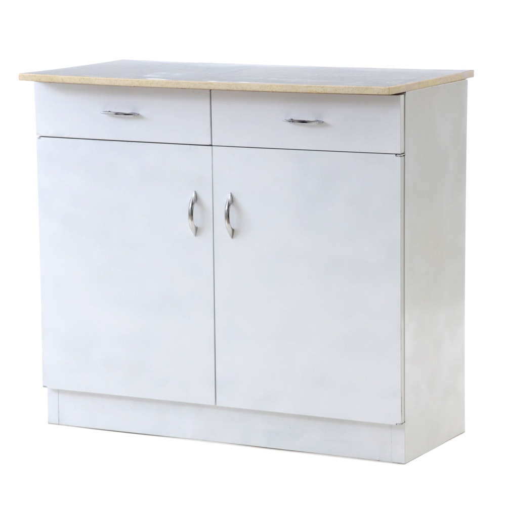 Mid-Century Utility Cabinet