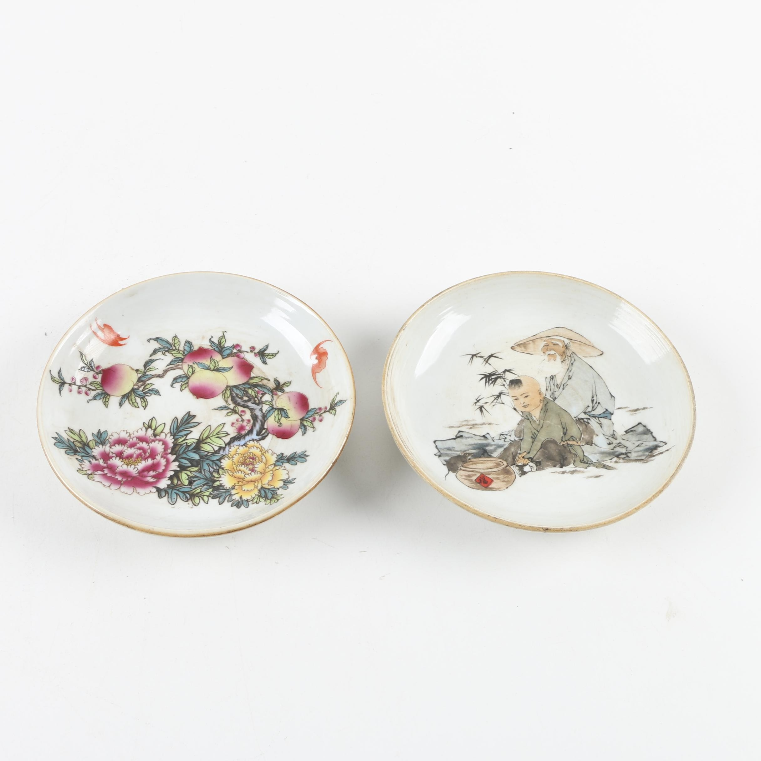 Vintage Chinese Ceramic Dishes