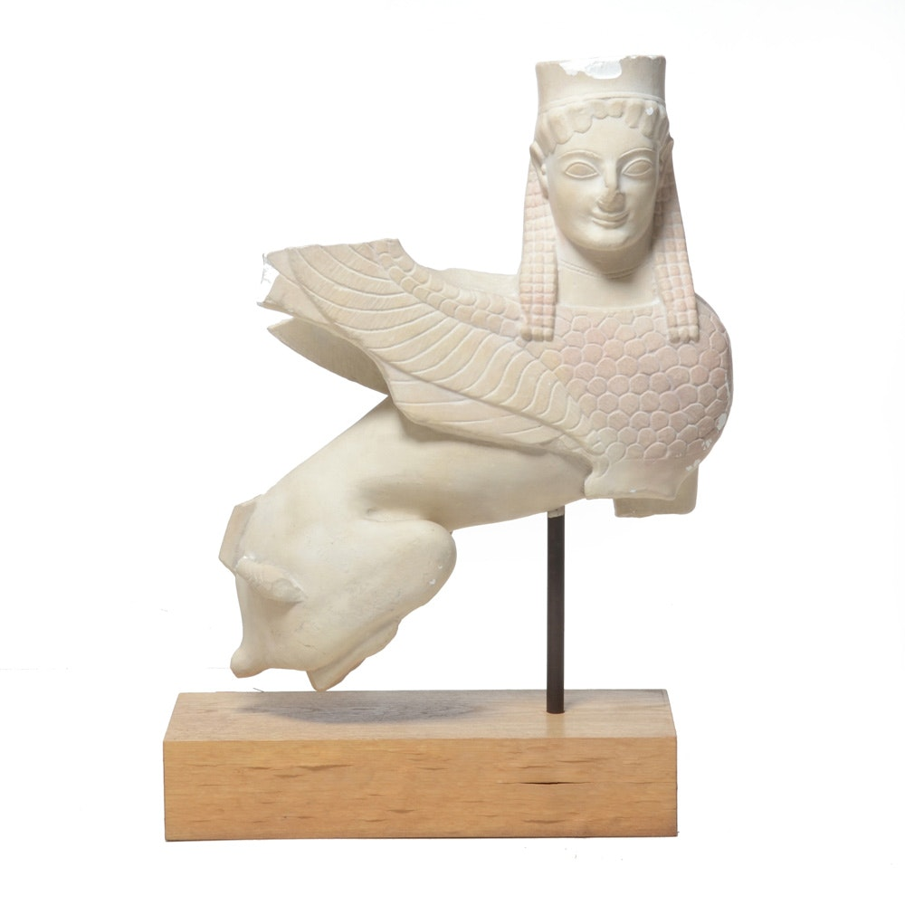 Reproduction Sphinx Sculpture