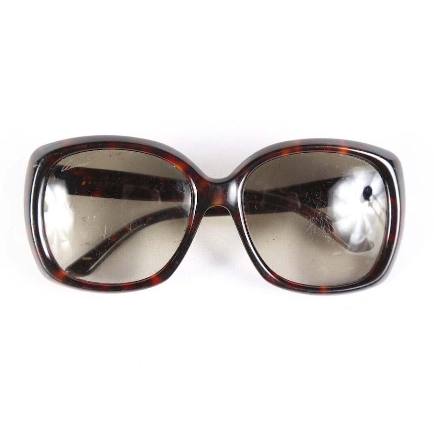 550882838f6f Gucci Havana Sunglasses   EBTH