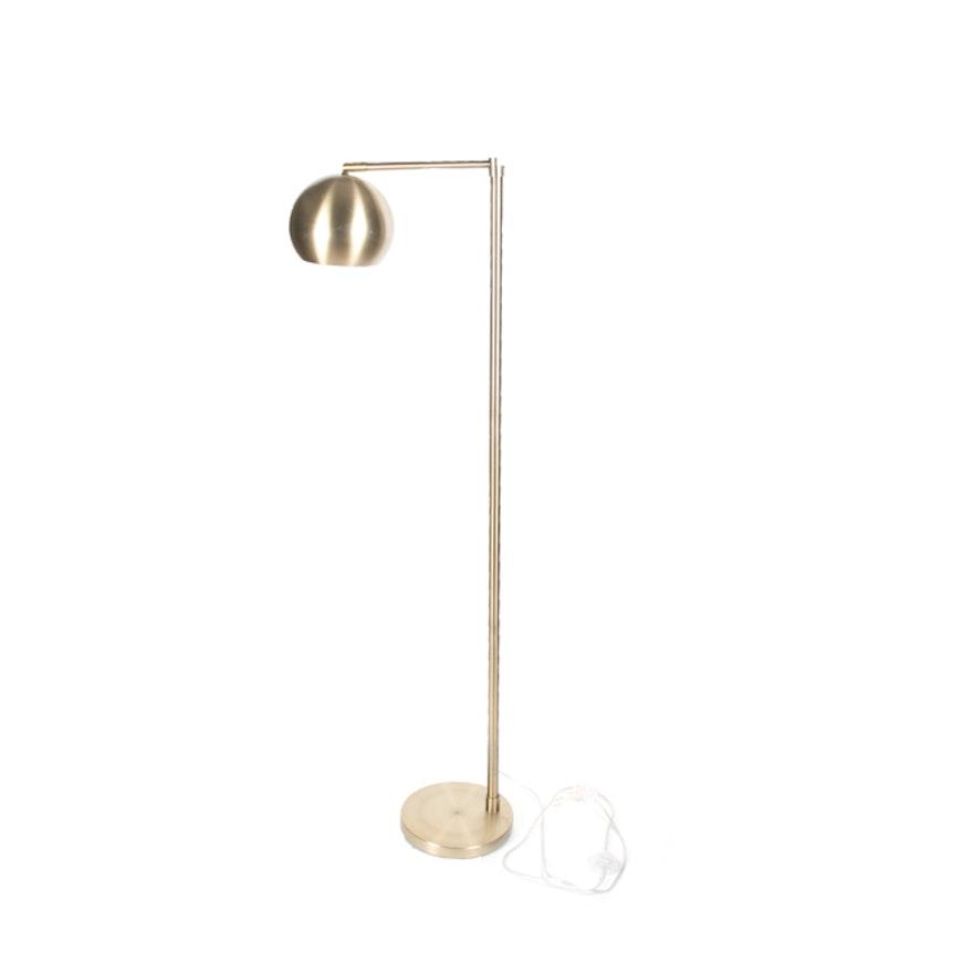 Modern style bridge arm floor lamp ebth modern style bridge arm floor lamp aloadofball Image collections