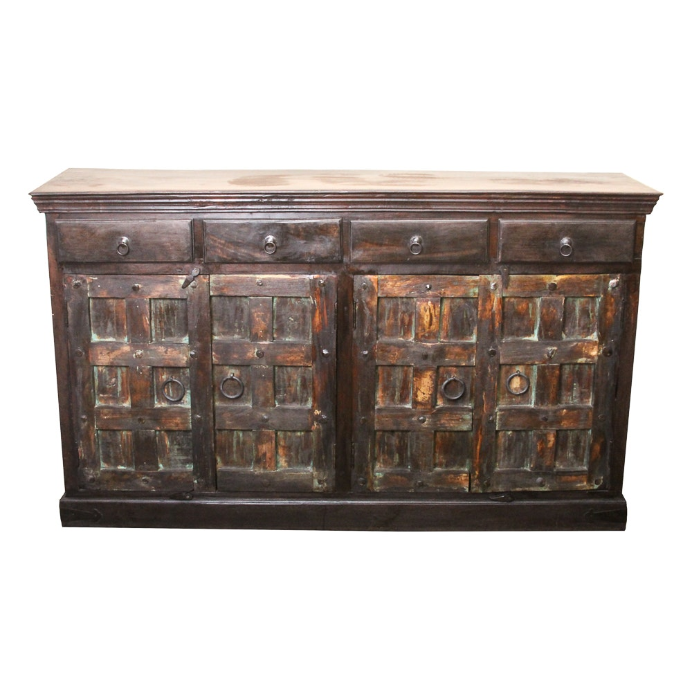 Vintage Weathered Buffet