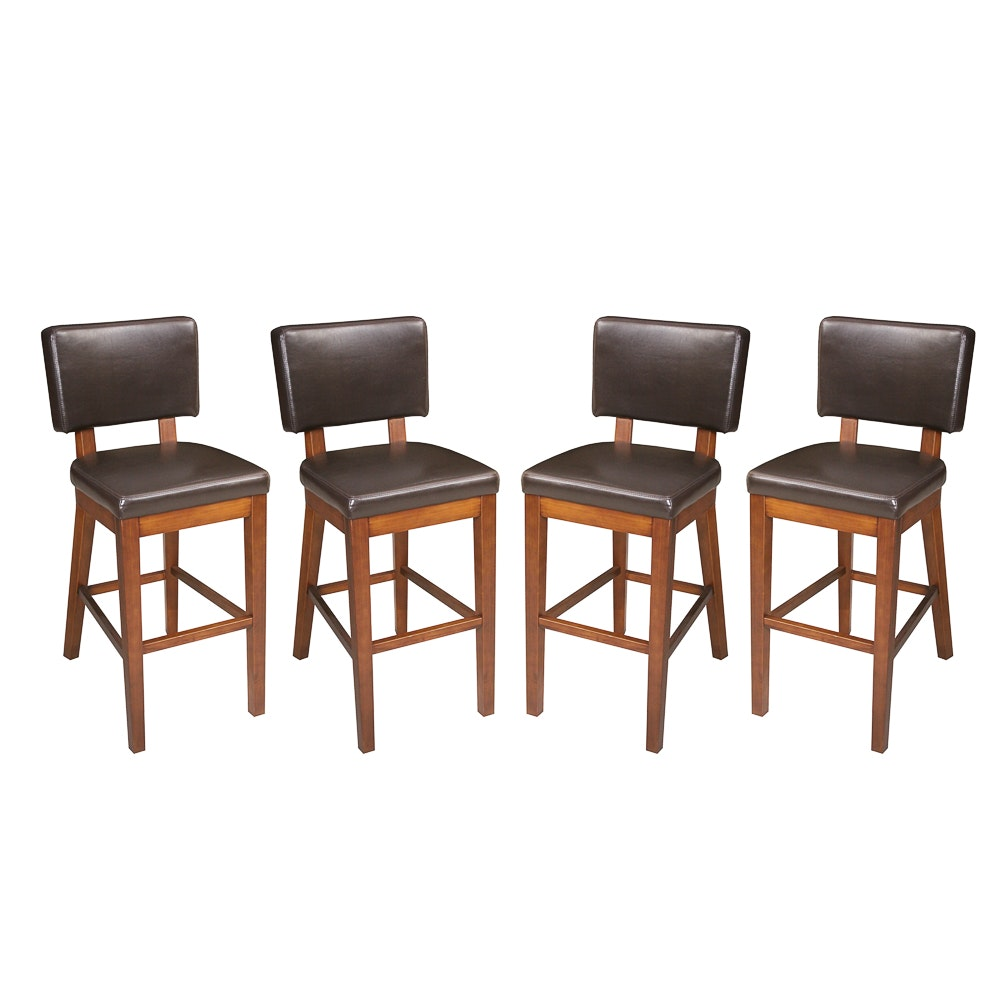 Set of Contemporary Counter Stools by World Market