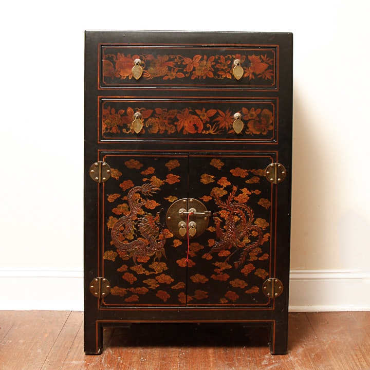 Asian Style Cabinet by Pier 1 Imports
