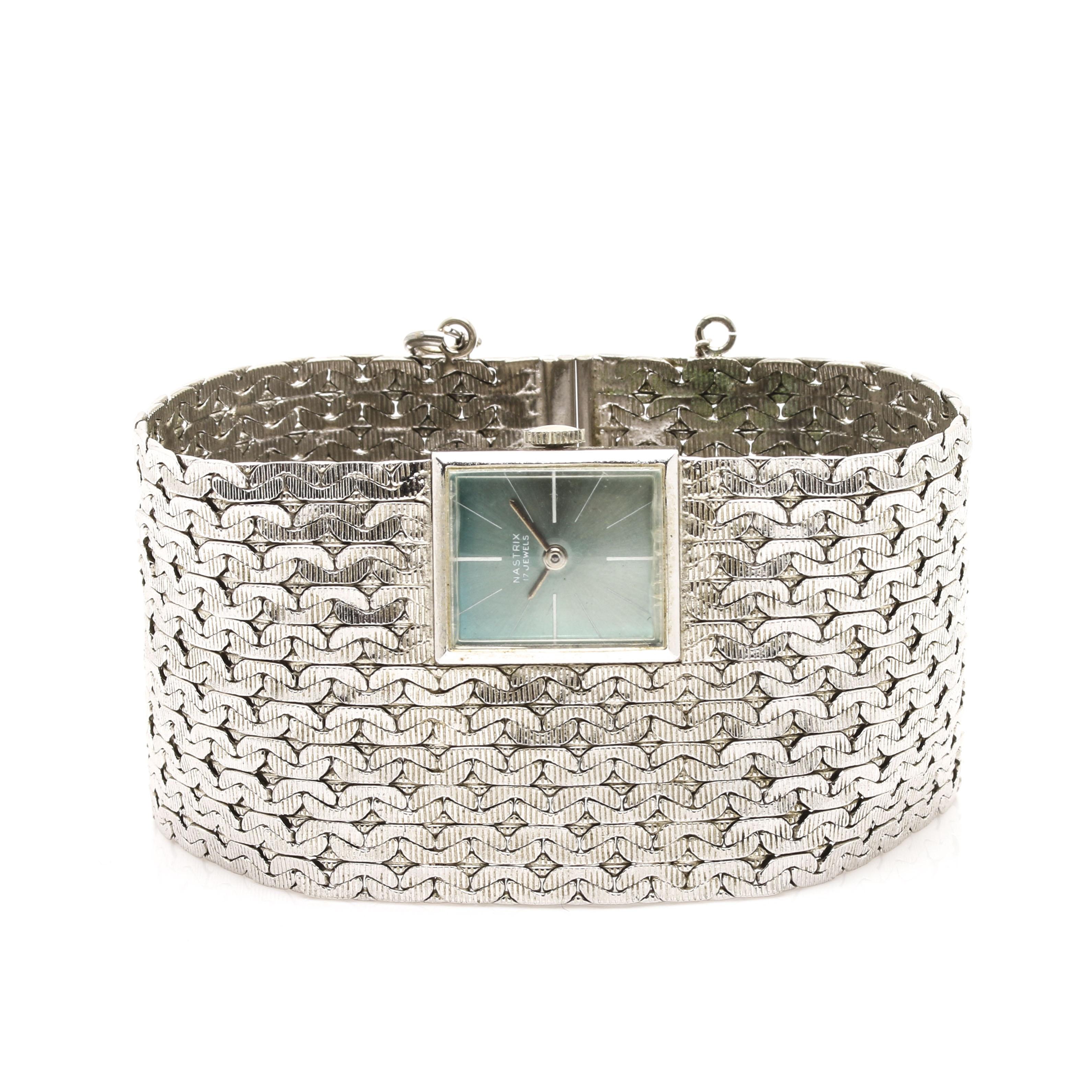 Nastrix Mesh Bracelet Wristwatch