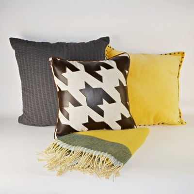 Throw and Pillow Collection