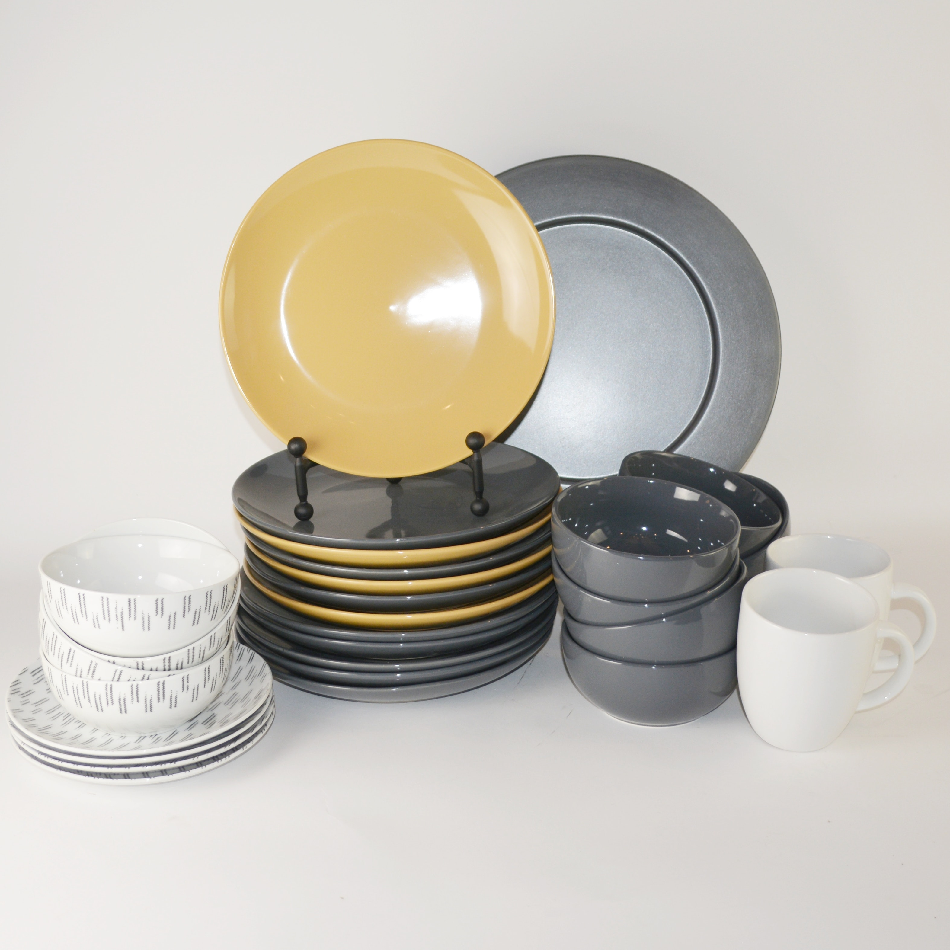 West Elm Ceramic Dinnerware and Others