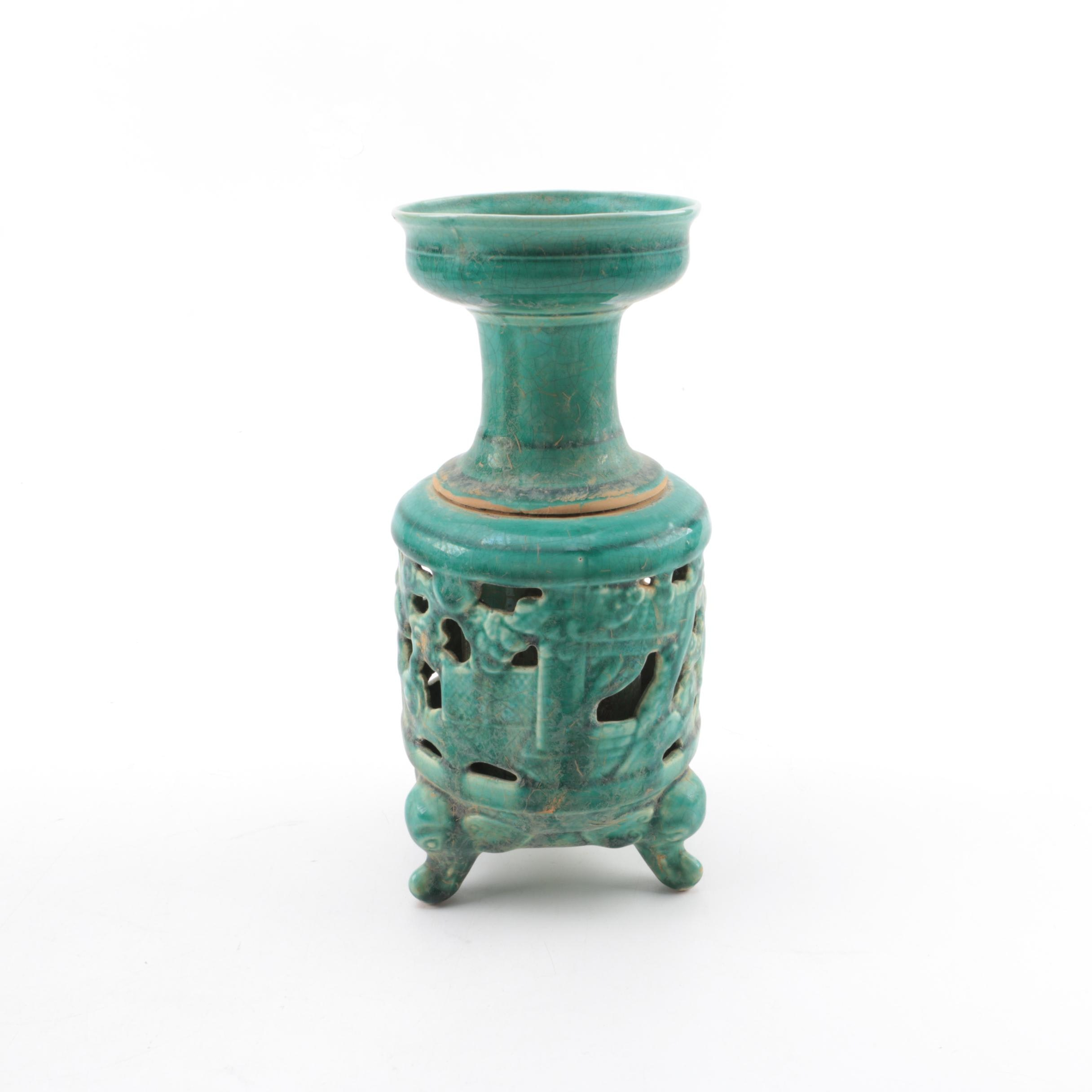 Chinese Earthenware Censer