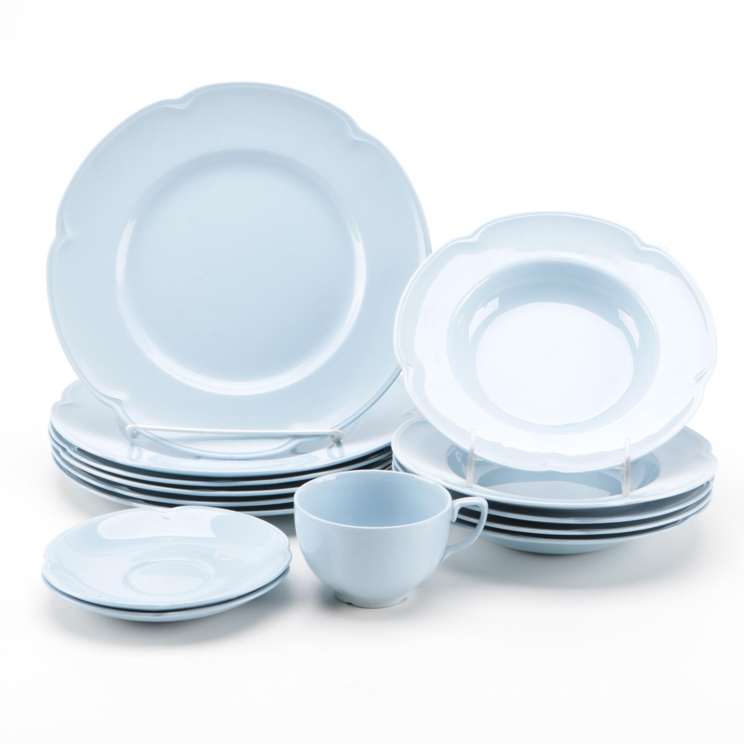 "Johnson Brothers ""Greydawn"" Dinnerware"