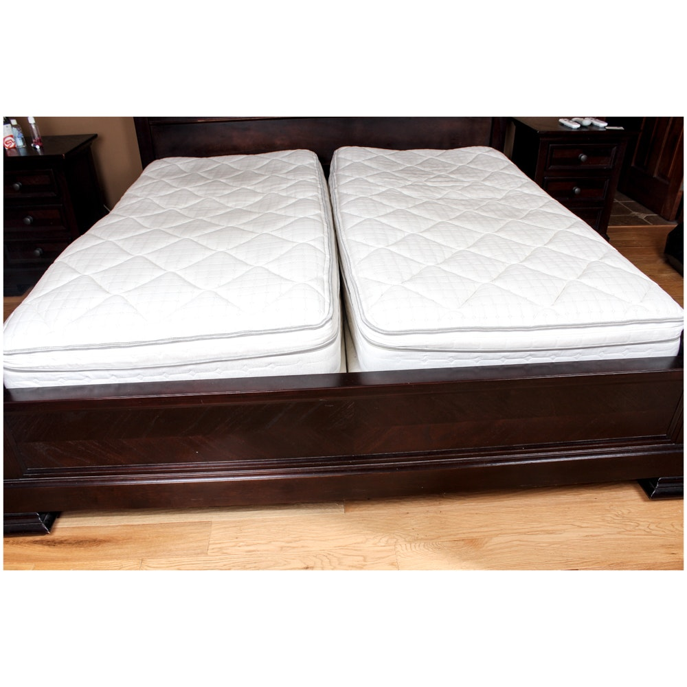 King Size Sleep Number Flex Fit Bed
