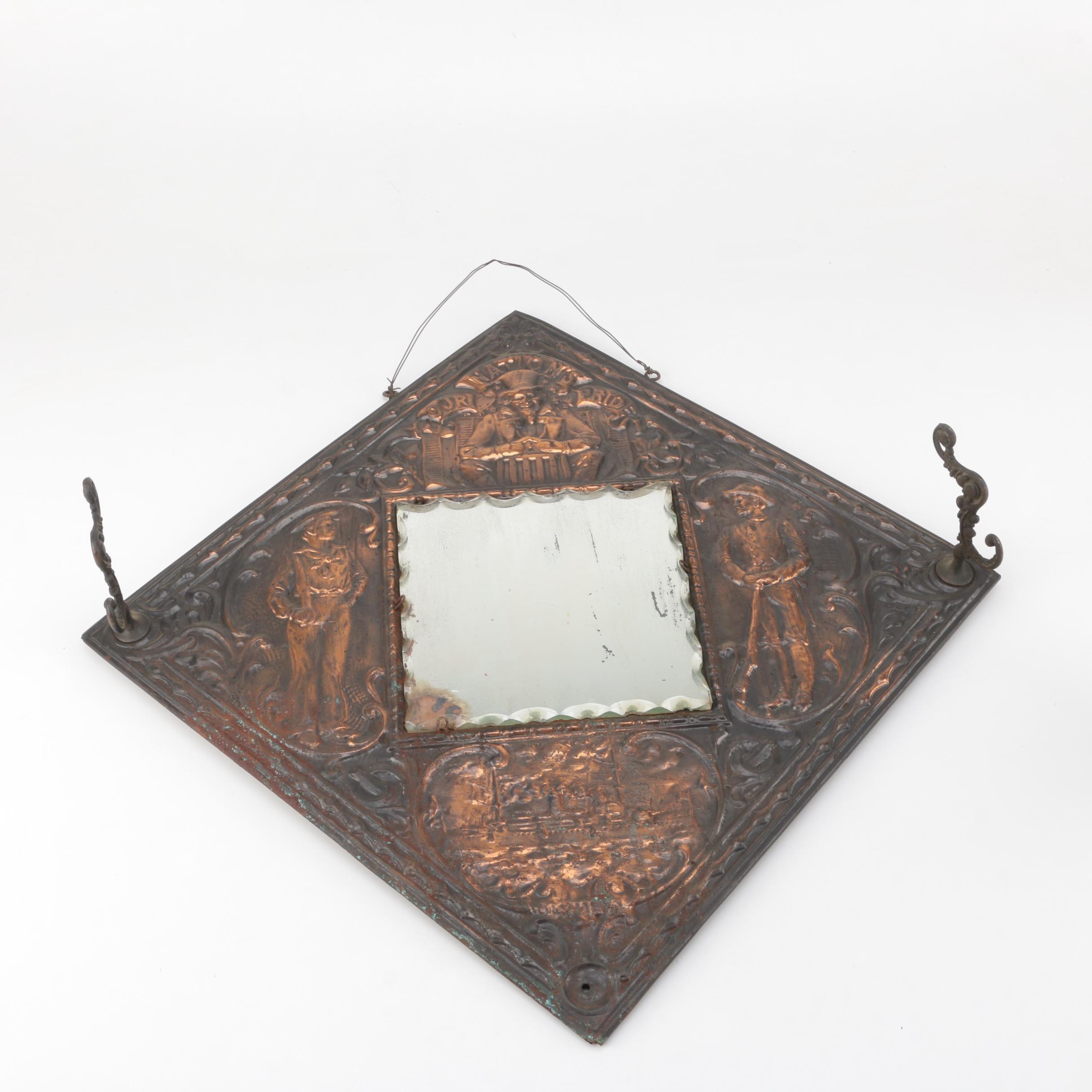 Spanish-American War Mirror