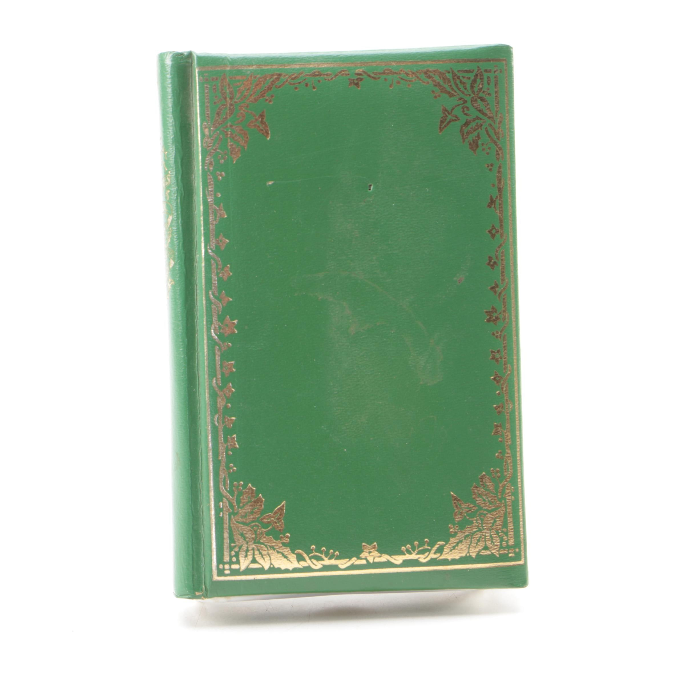 """1843 Illustrated """"A Christmas Carol"""" by Charles Dickens"""