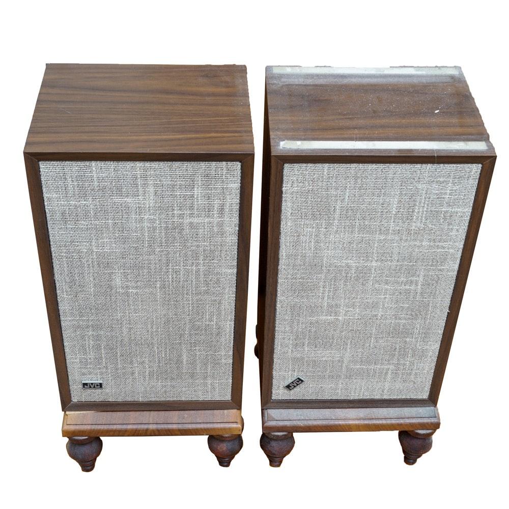 Vintage JVC Speakers