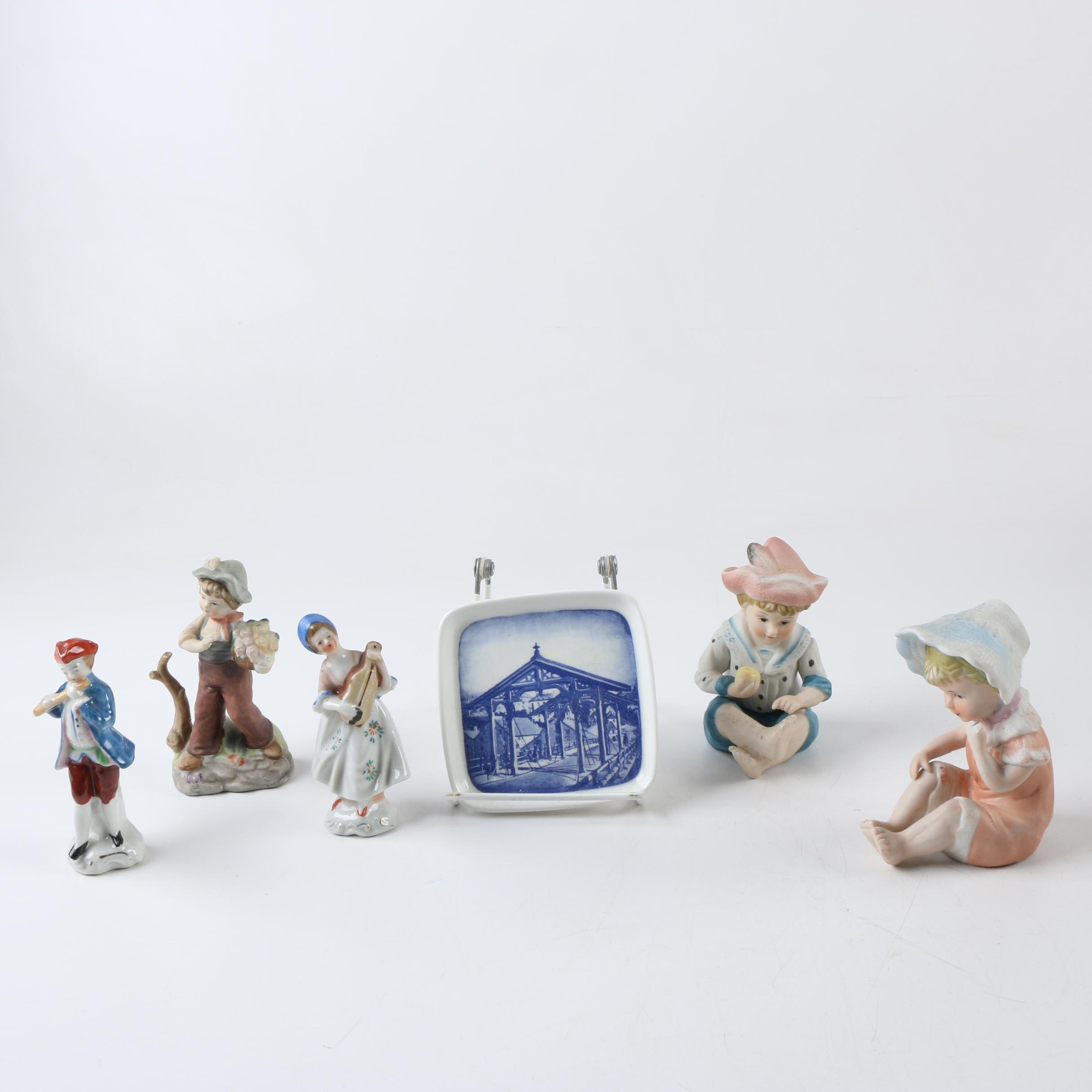 Vintage Ceramic Figurines