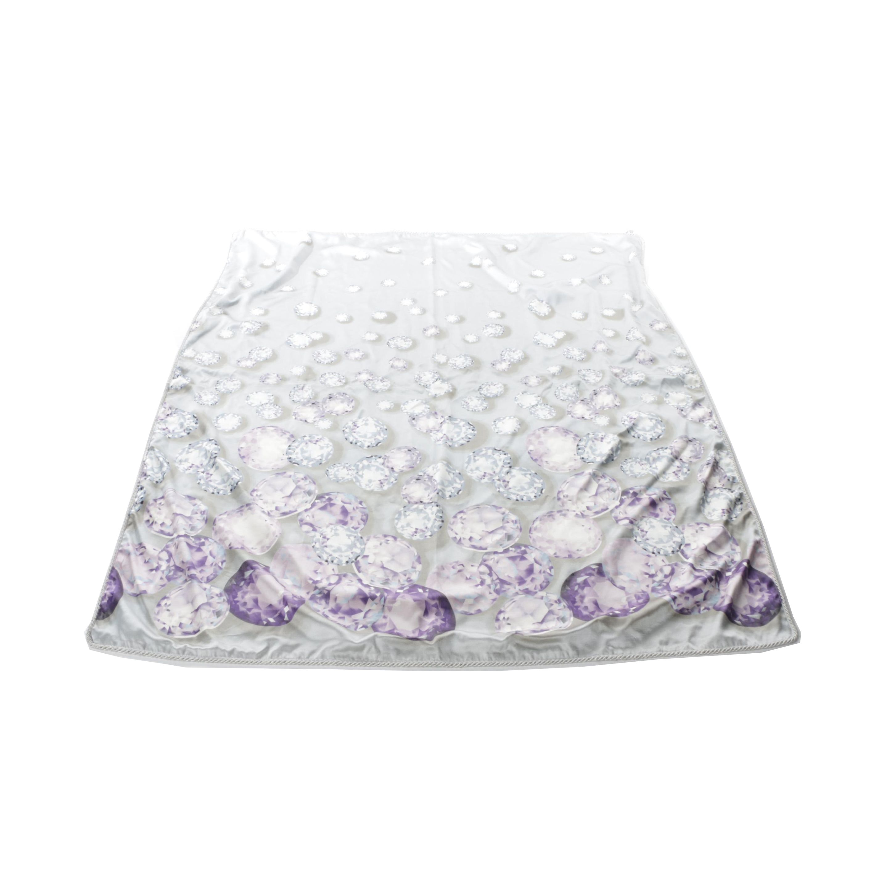 Versace Silk Diamond Bedspread