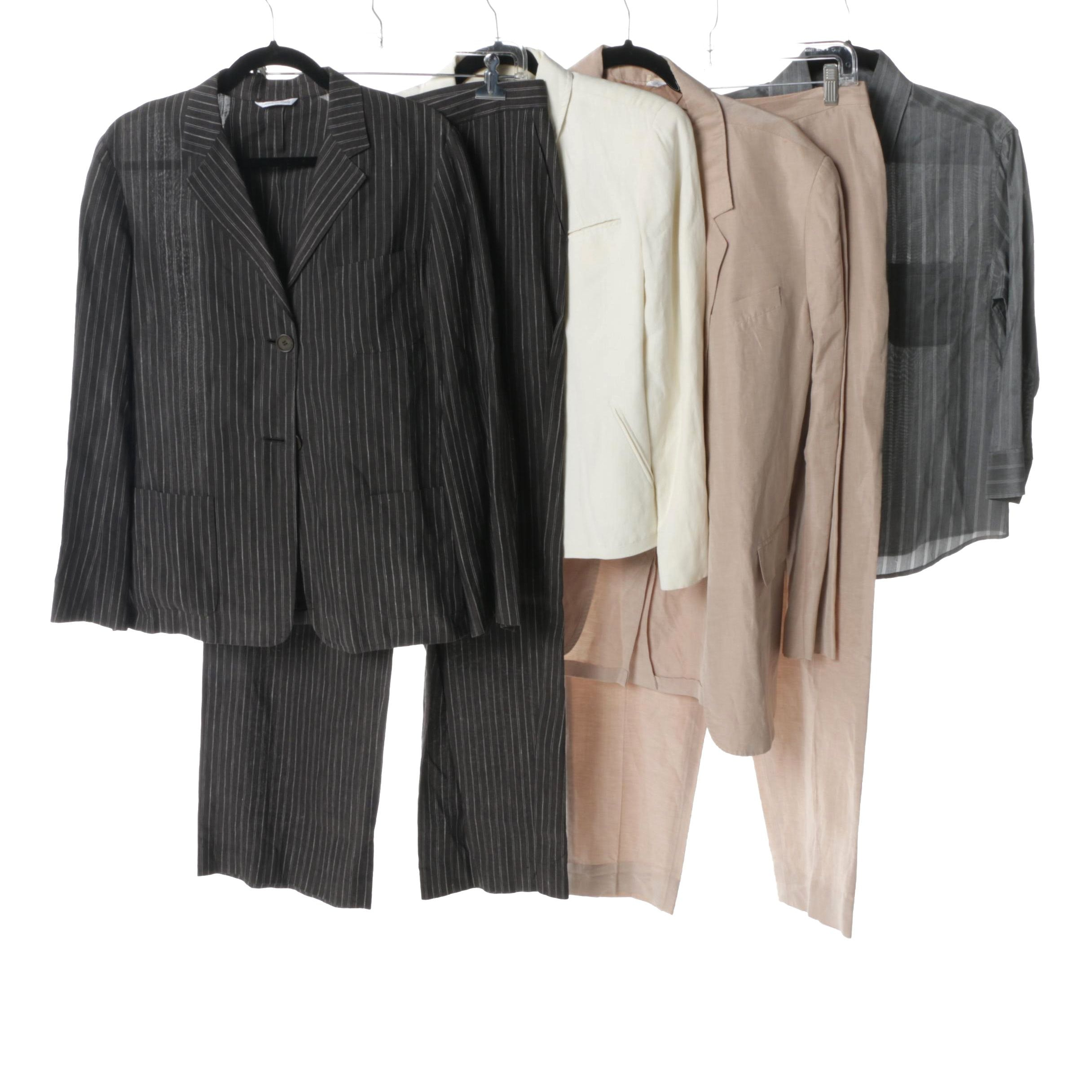 Women's Suits and Separates Including Armani Collezioni and MaxMara