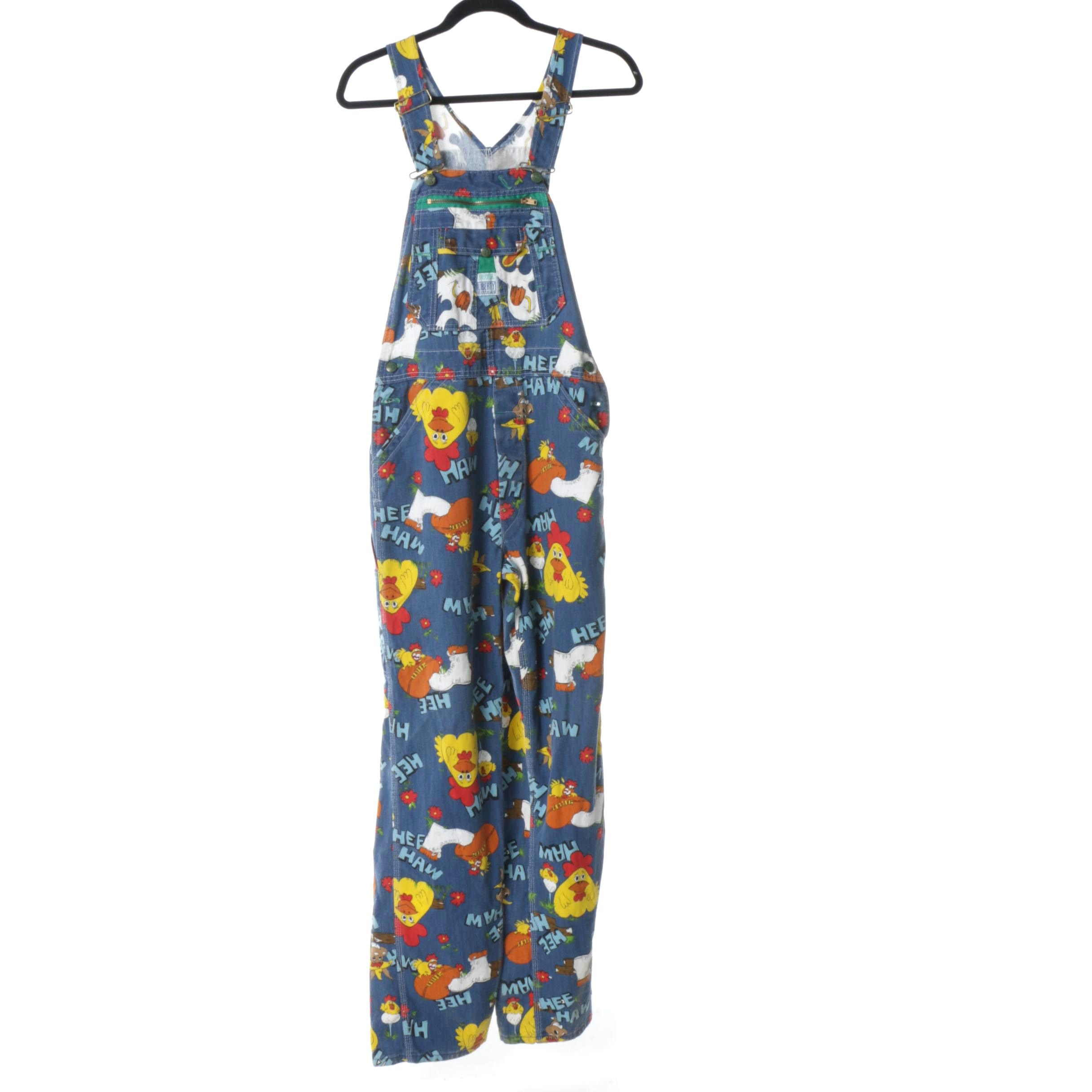 Adult Vintage Hee Haw by Liberty Overalls
