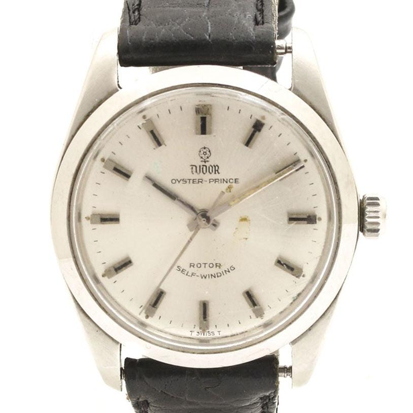 Vintage Tudor Oyster Prince Wristwatch