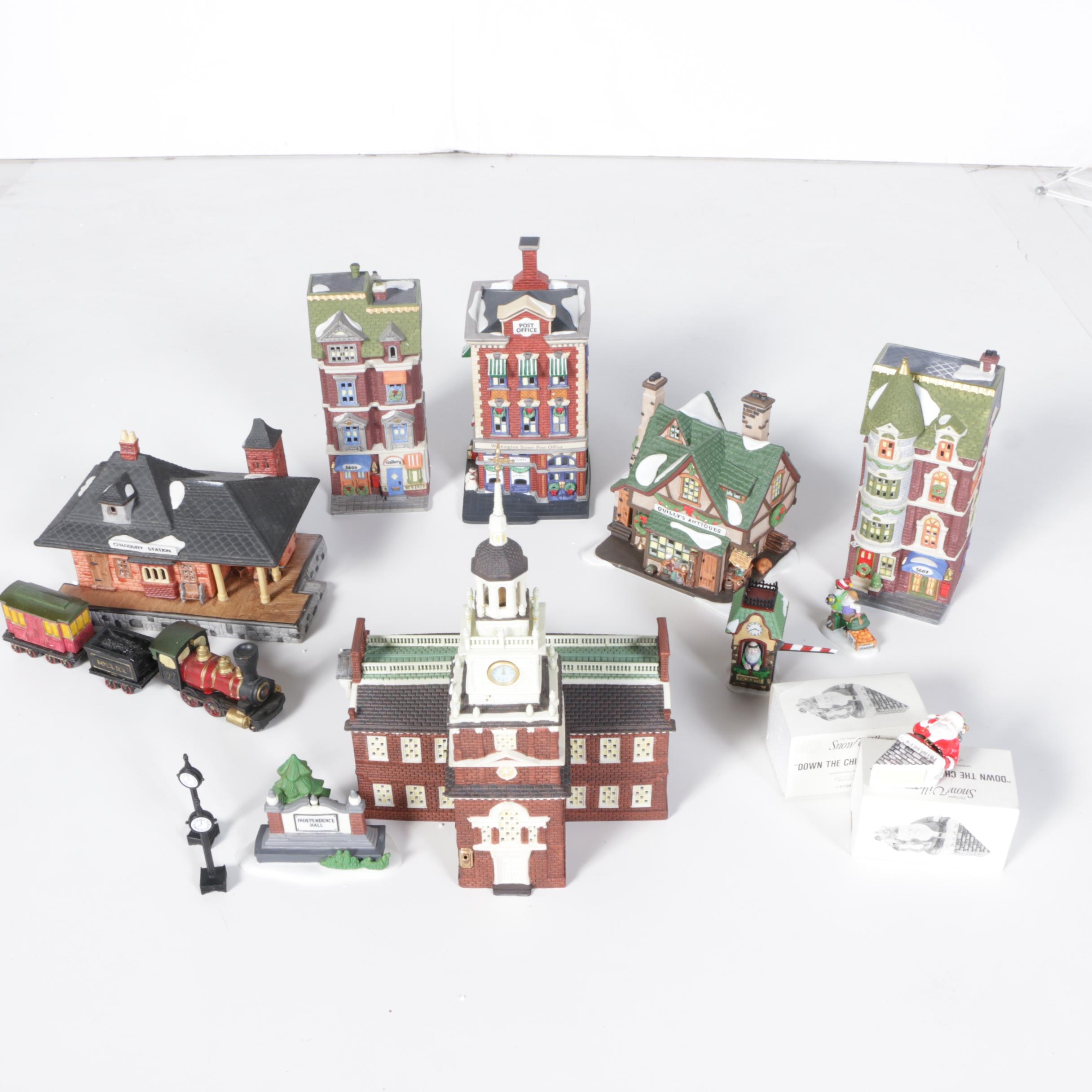 Department 56 The Heritage Village Collection Buildings