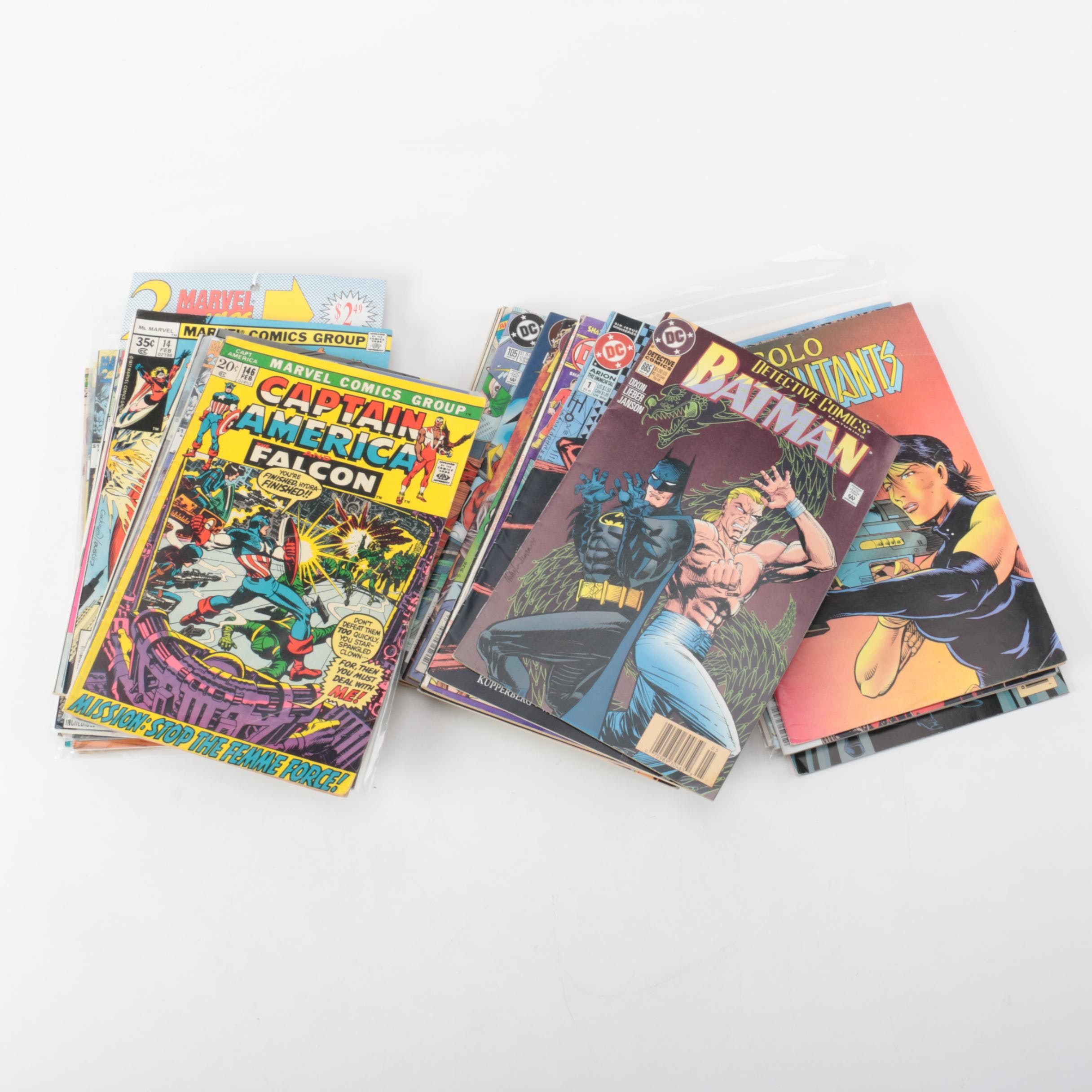 """""""Wonder Woman"""", """"Amazing Spider-Man"""" and Other Bronze and Modern Age Comic Books"""