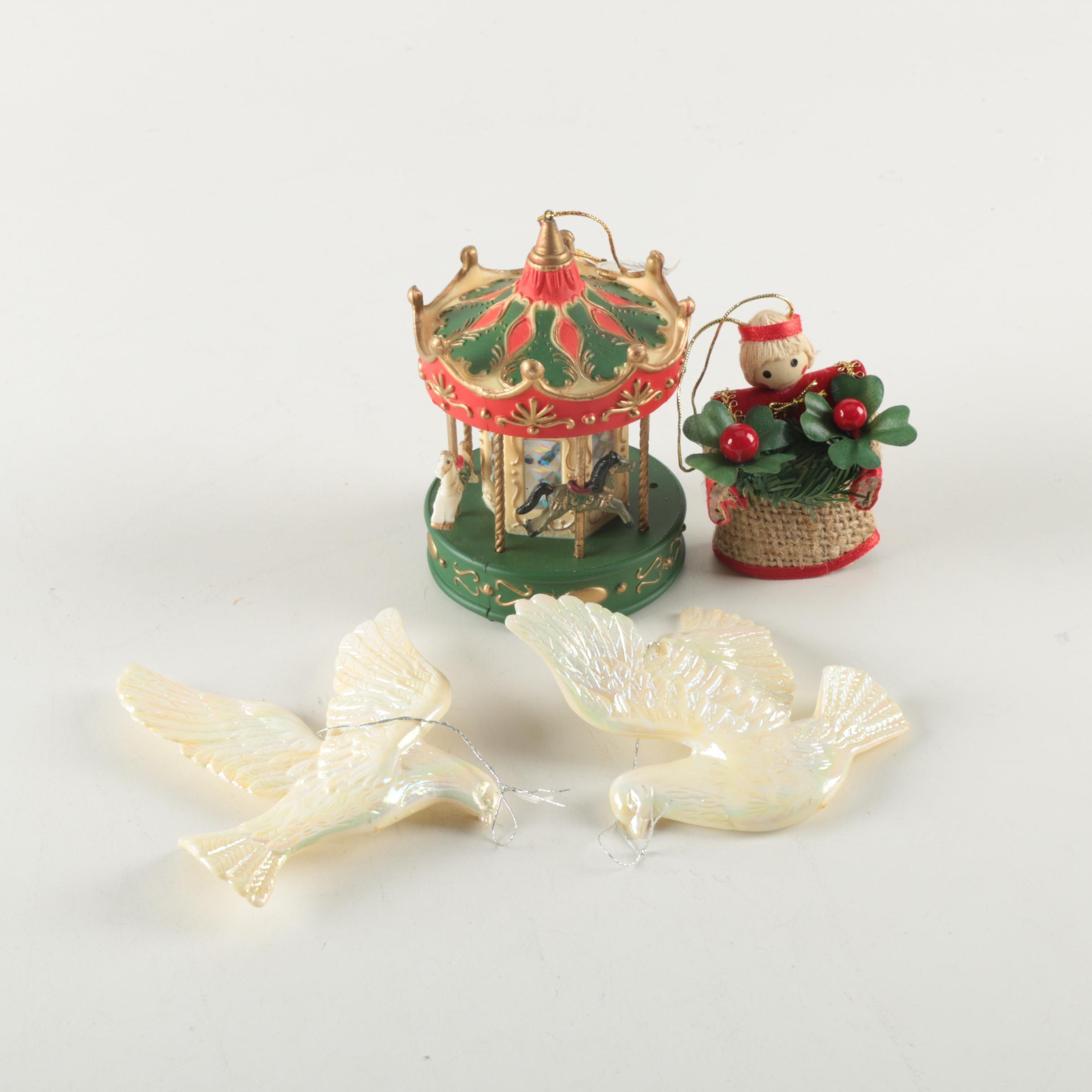 Seasonal Decorative Ornaments