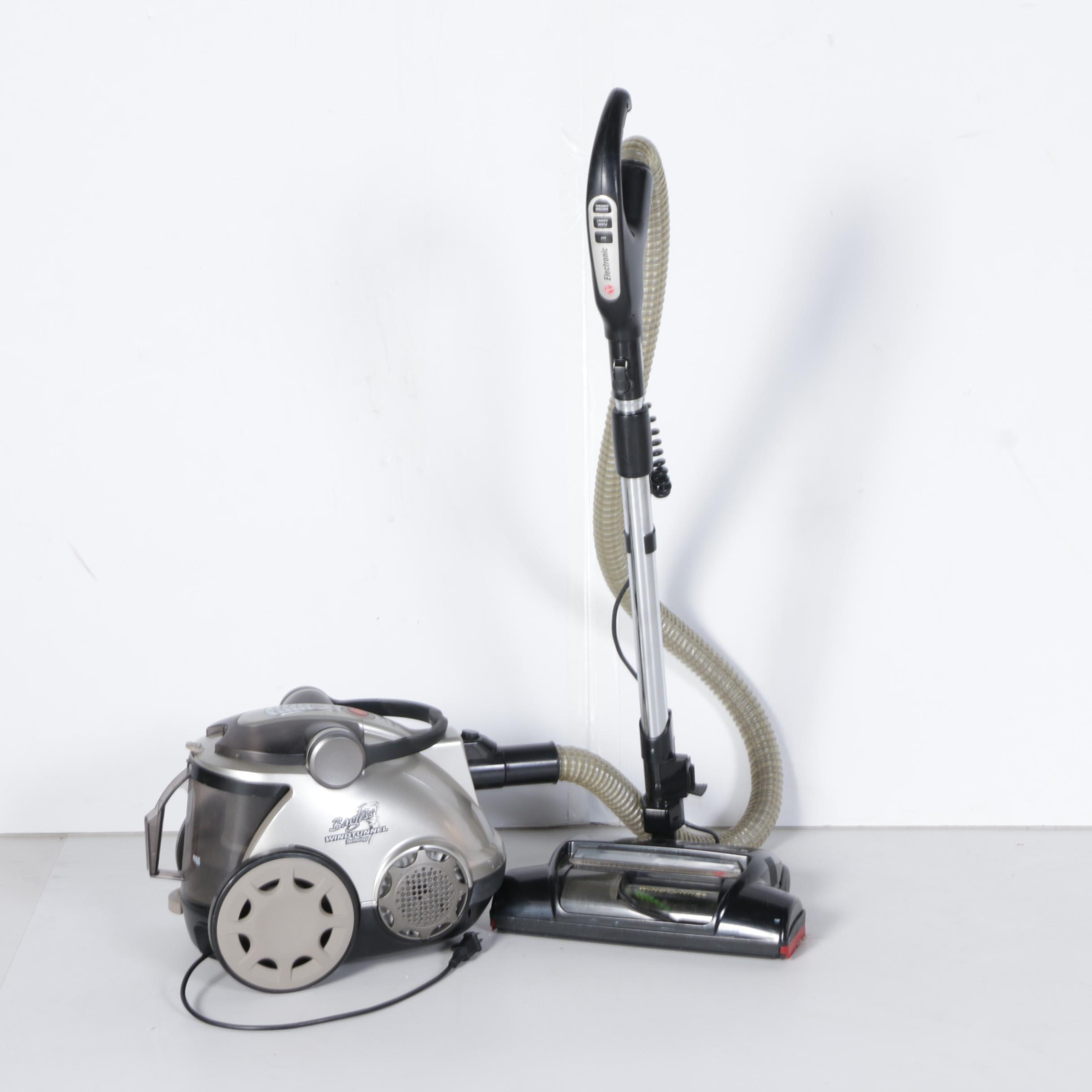 "Hoover ""WindTunnel"" Canister Vacuum Cleaner"