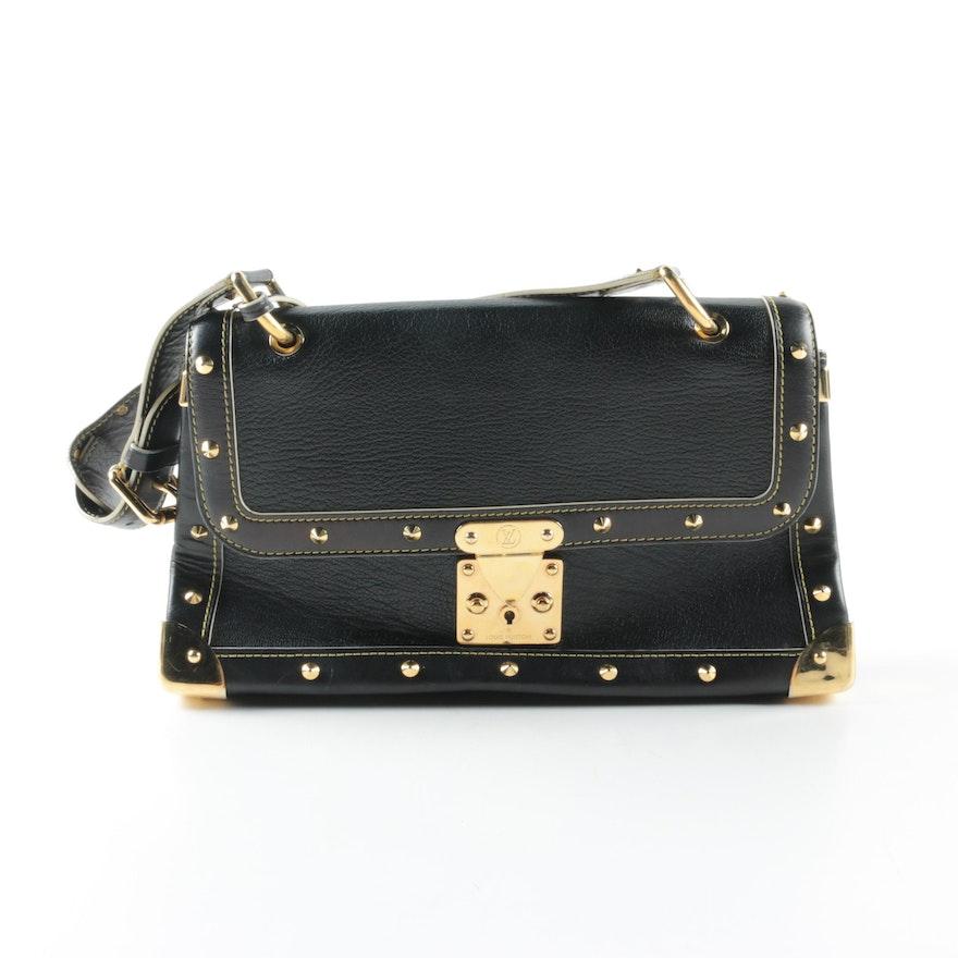 57145329da06 Louis Vuitton Suhali Le Talentueux Black Leather Handbag   EBTH