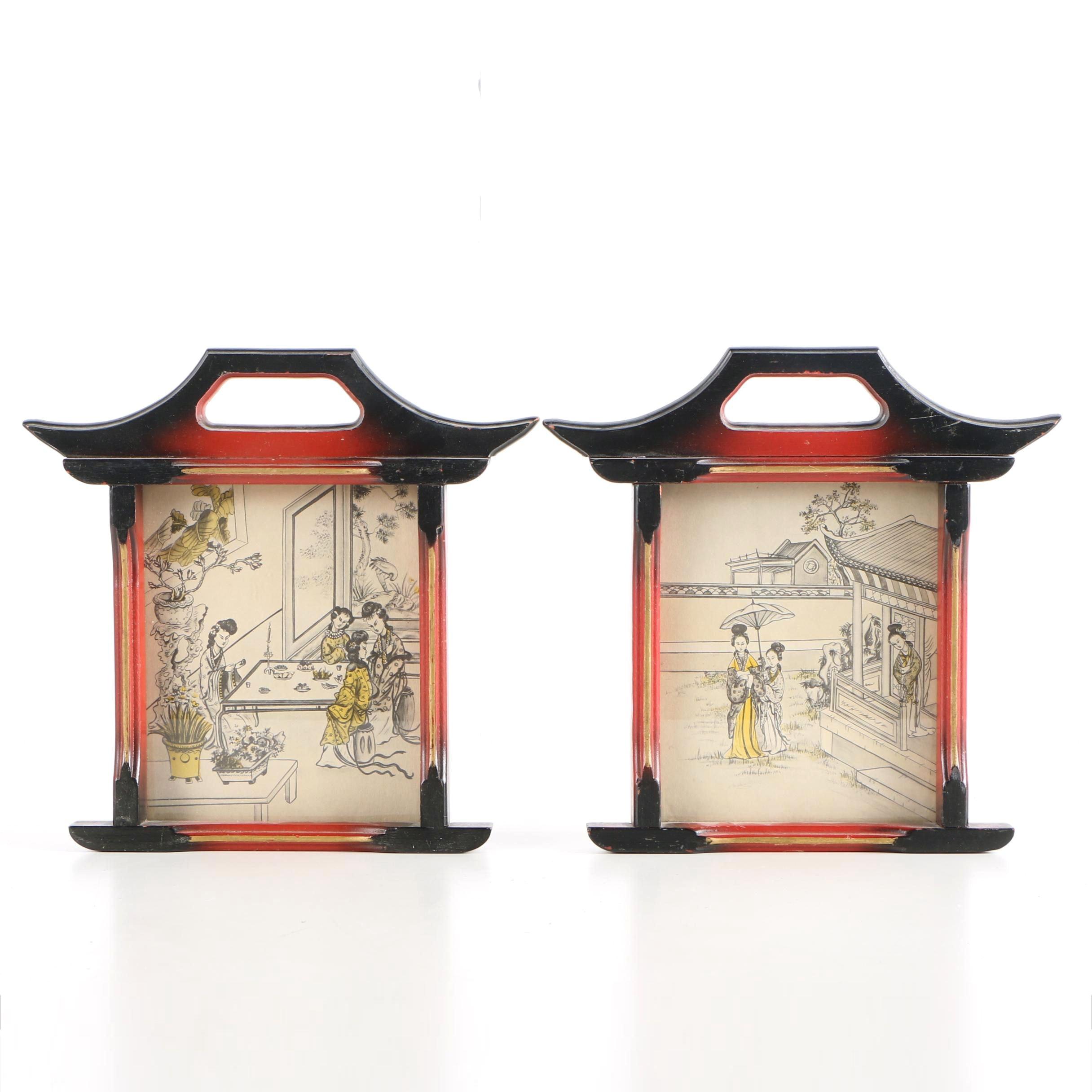 Chinese Halftone Prints
