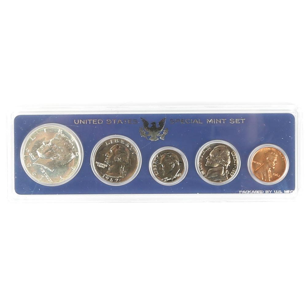 1967 US Special Mint Set
