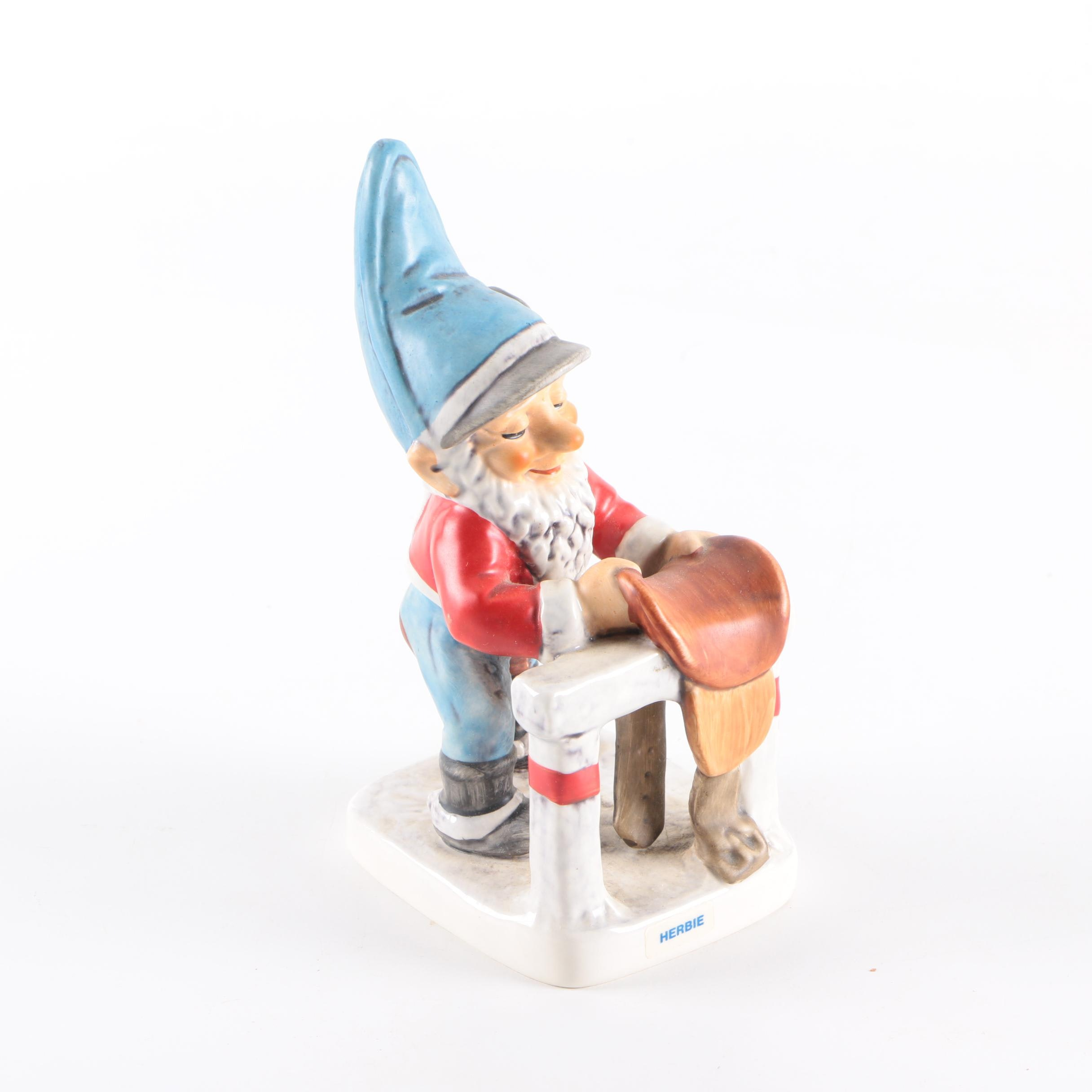 Goebel Co-Boy Herbie the Horseman Figurine