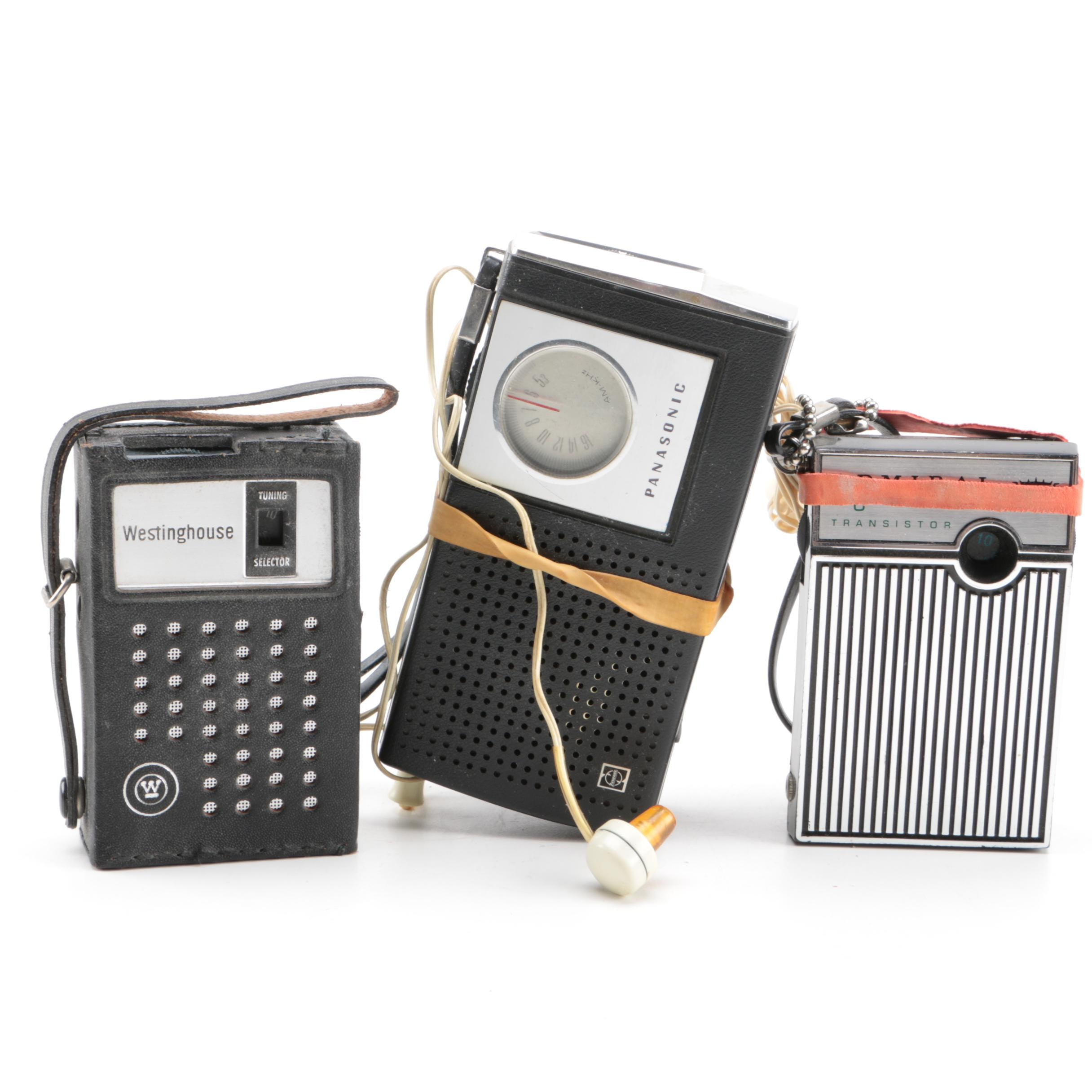 Vintage Transistor Radios
