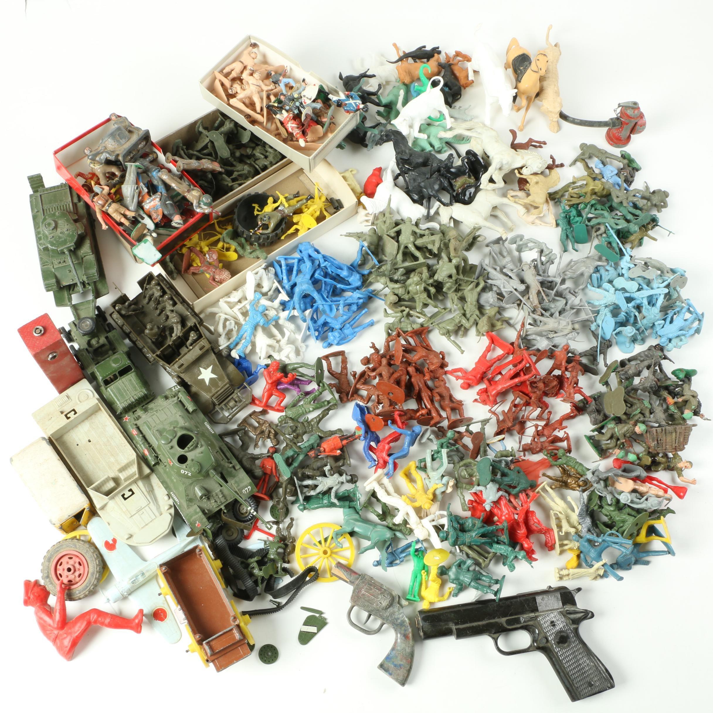 Large Toy Assortment