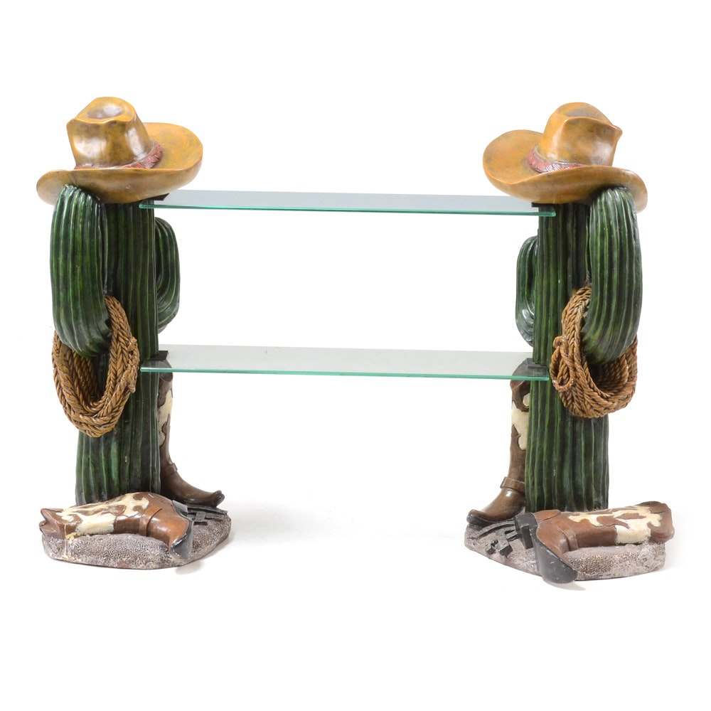 Cactus Accent Table