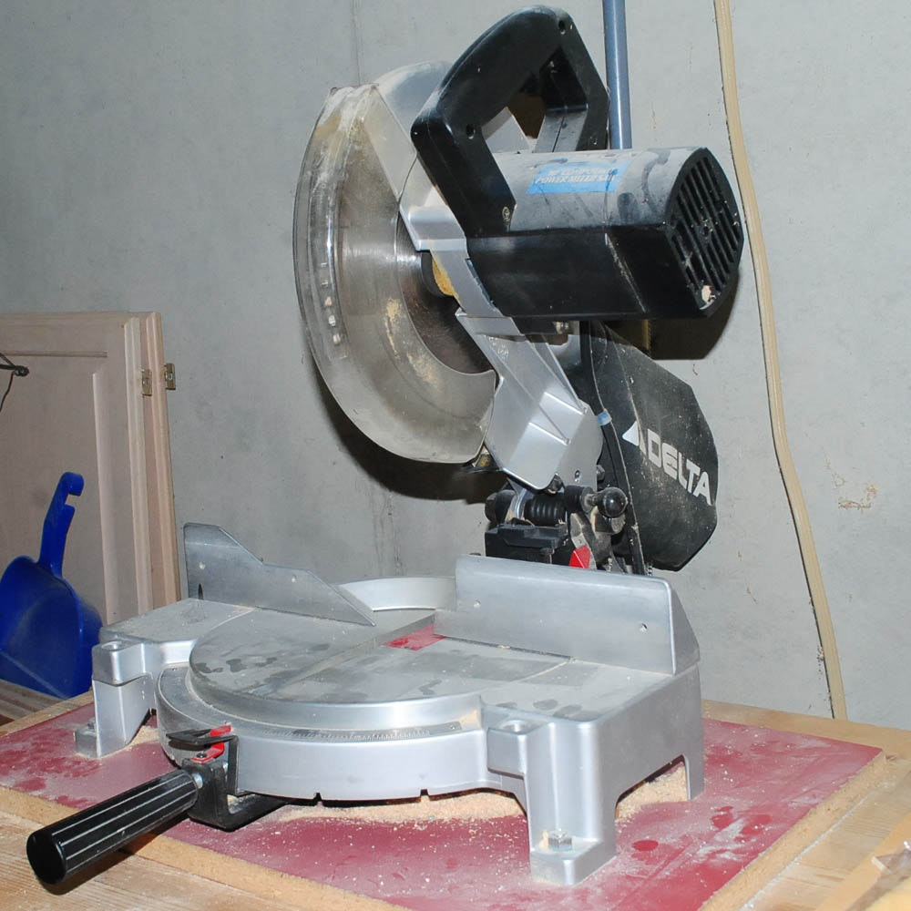 Delta Compound Power Miter Miter