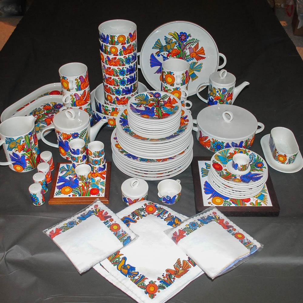 Villeroy u0026 Boch  Acapulco  Tableware ... & Villeroy u0026 Boch