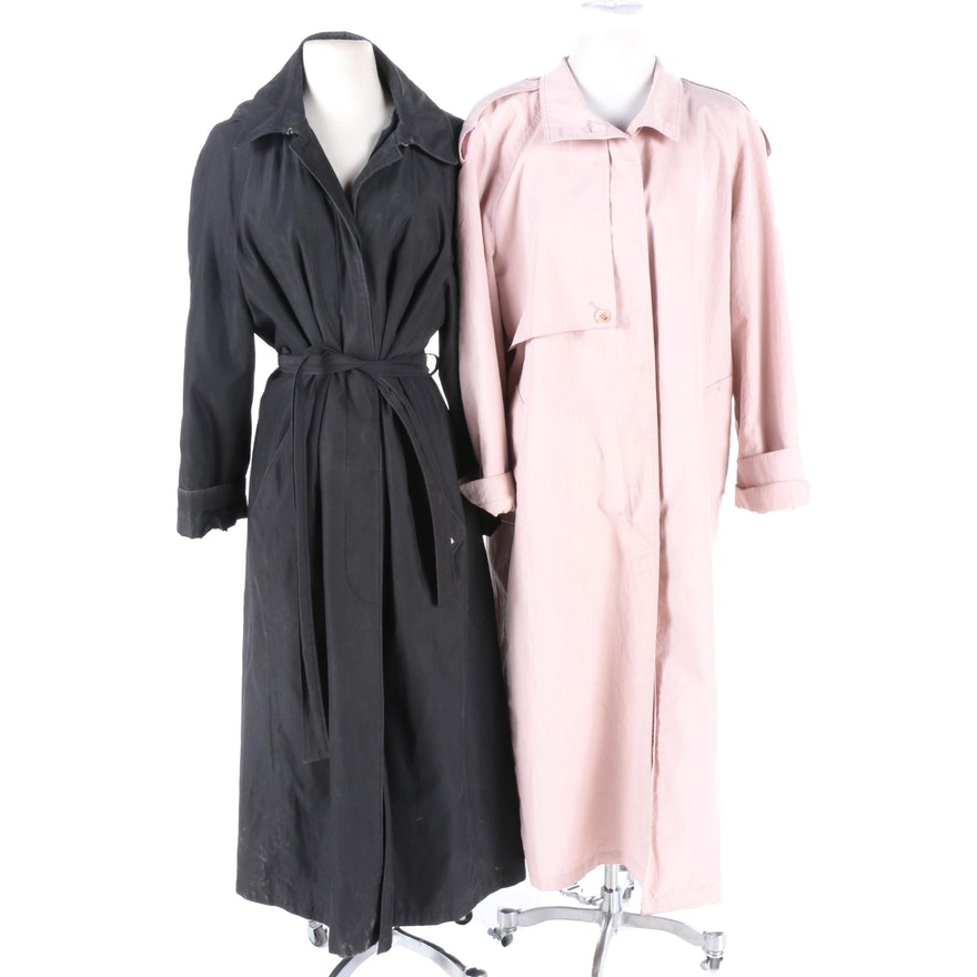 8fb4c95f6c Women s Vintage London Fog Trench Coats   EBTH