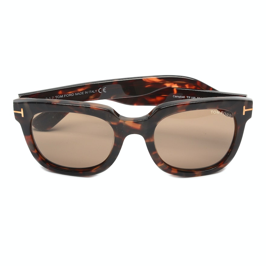 a9917015c98 Tom Ford Campbell Sunglasses   EBTH